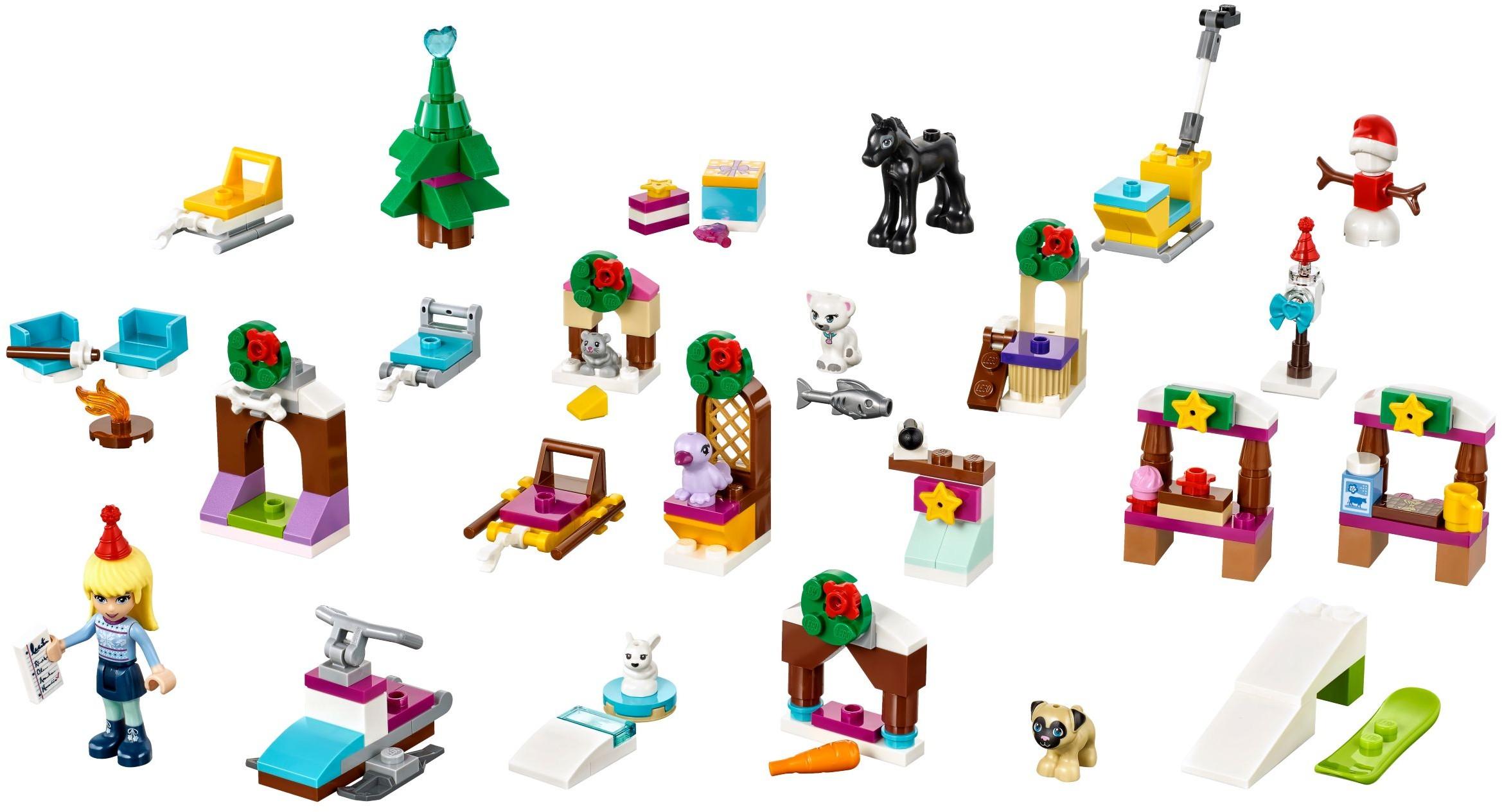 large lego christmas tree instructions