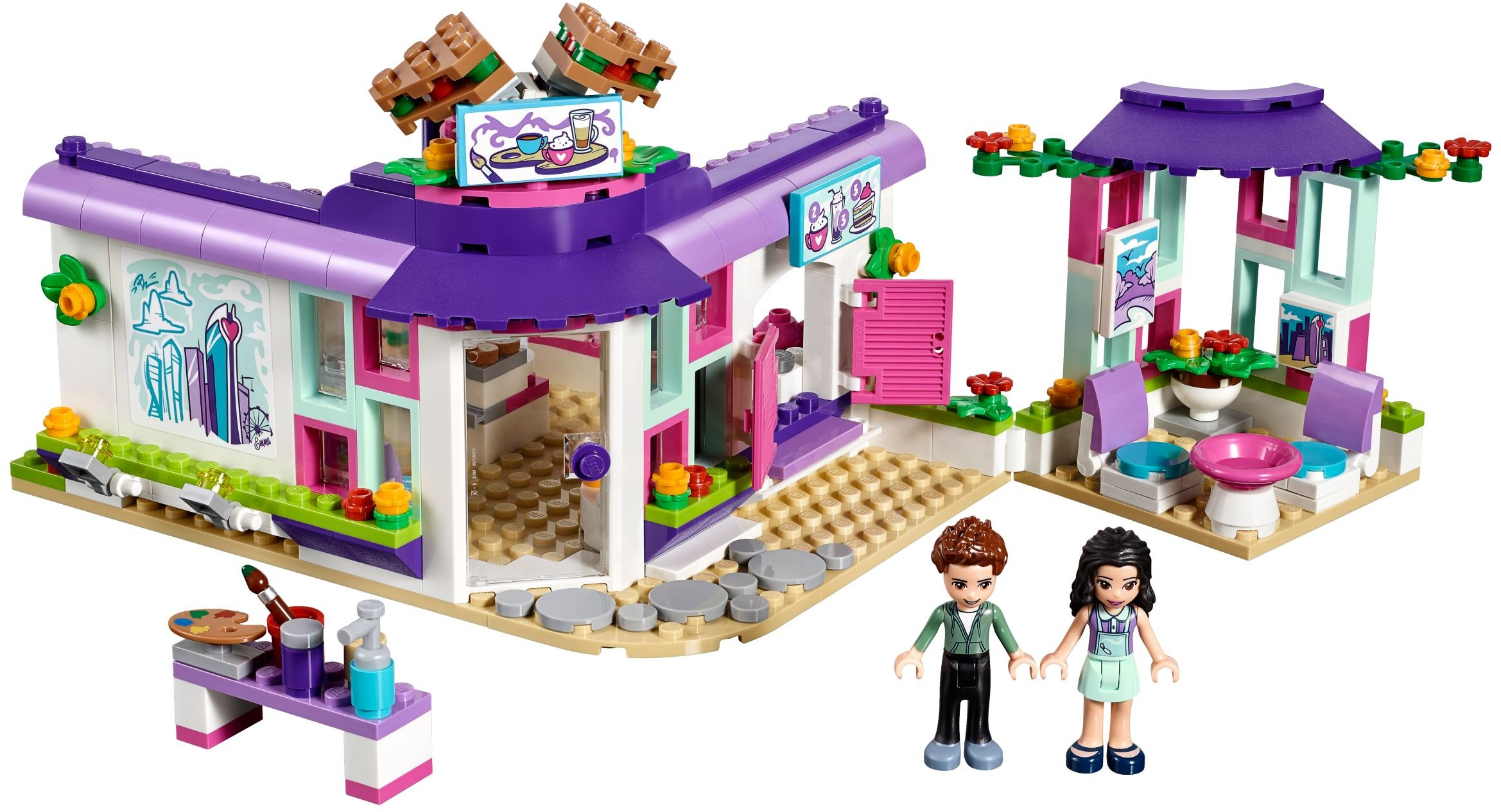 Friends 2018 Brickset Lego Set Guide And Database