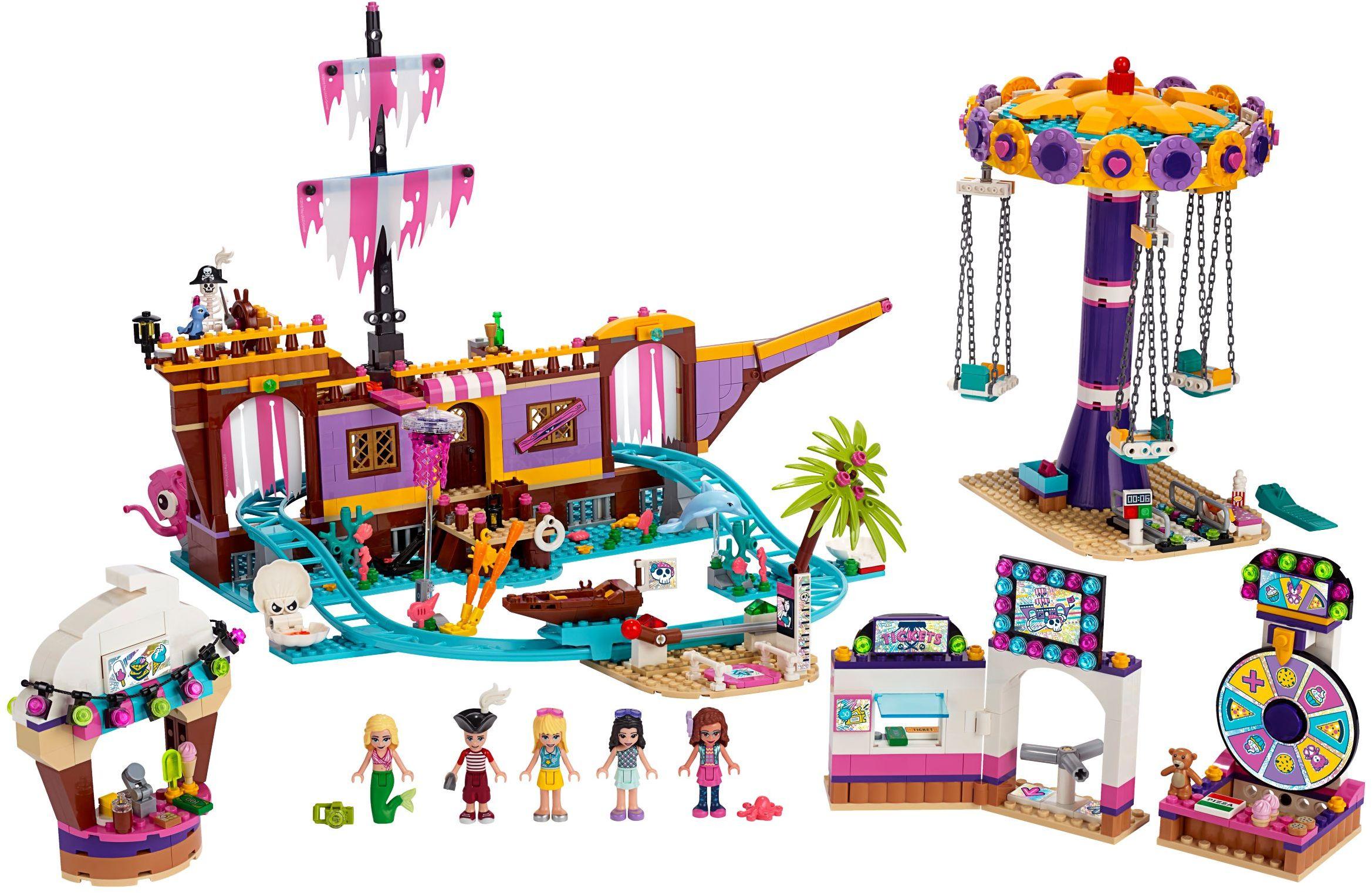 Summer Friends sets images | Brickset: LEGO set guide and
