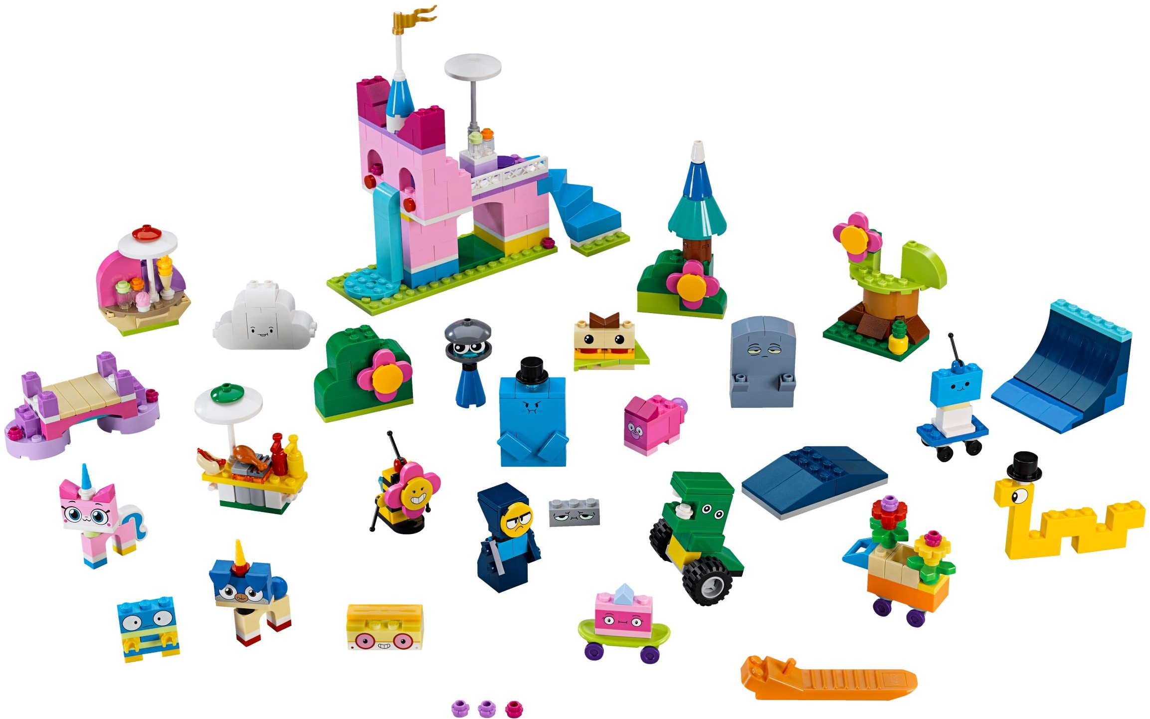 Unikitty Sets Revealed