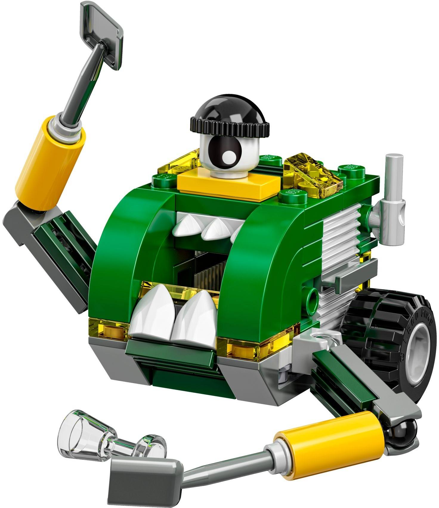 lego mixels series 1 instructions