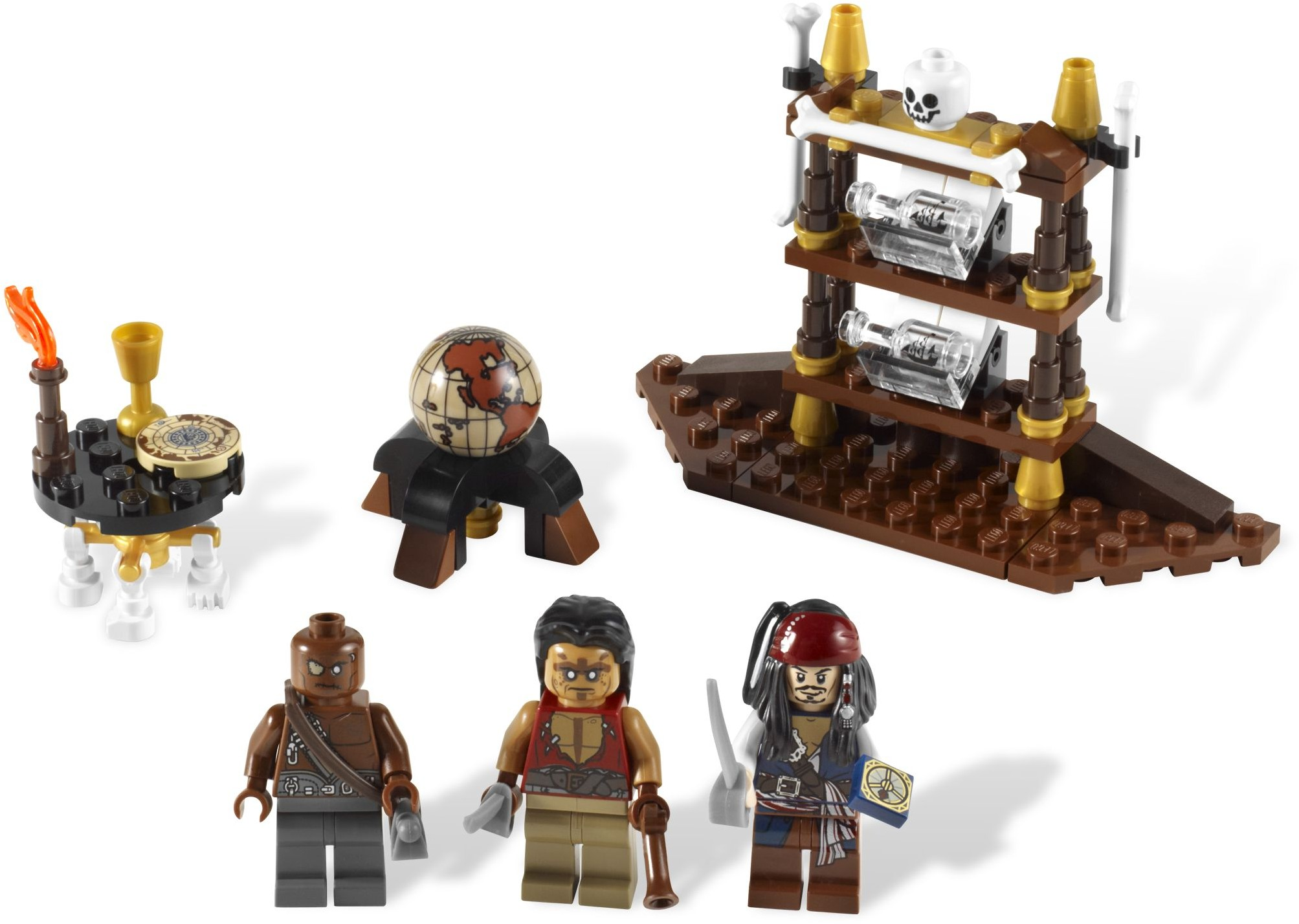 Pirates Of The Caribbean Brickset Lego Set Guide And Database