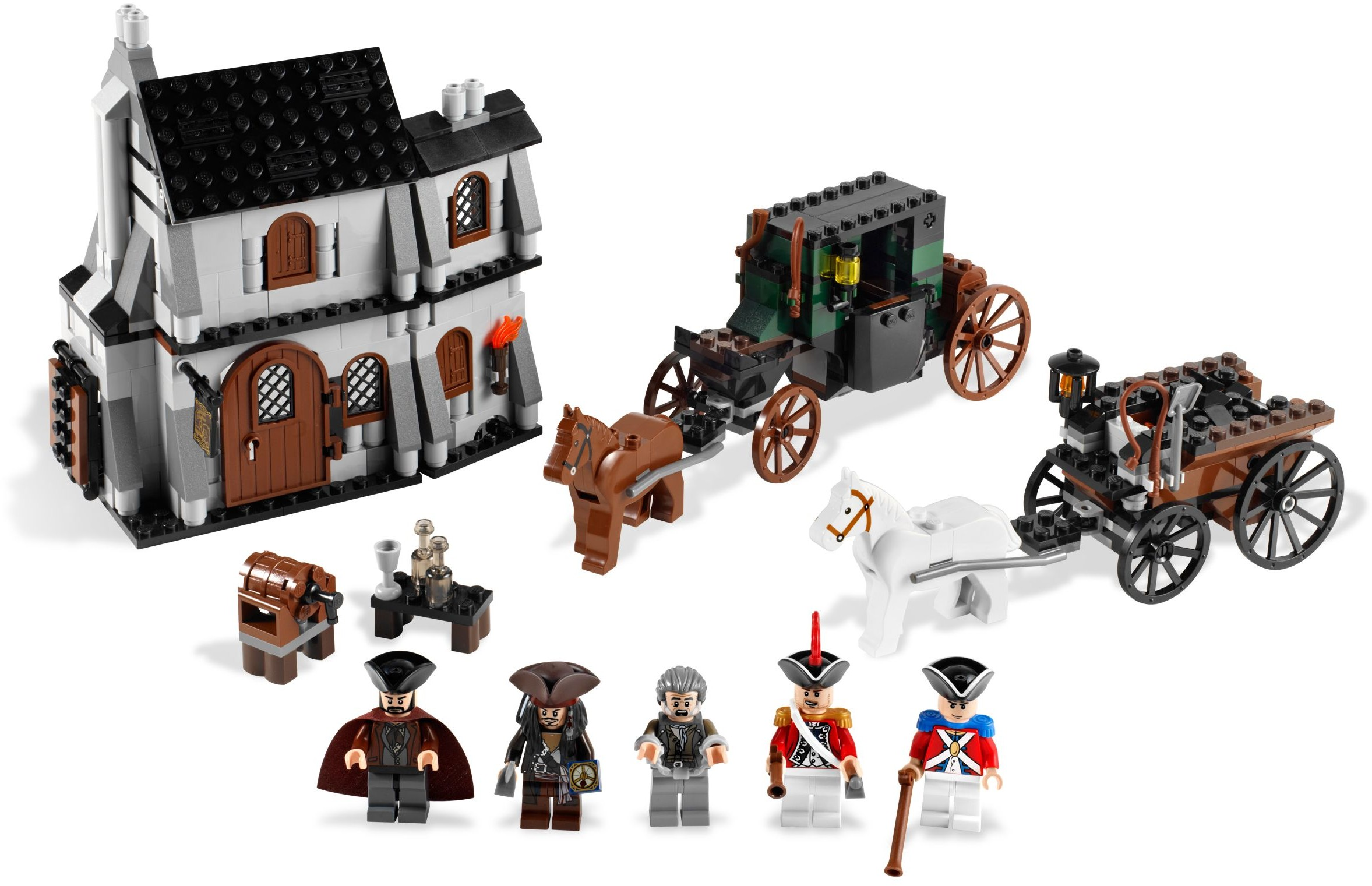 Pirates Of The Caribbean Brickset Lego Set Guide And Database