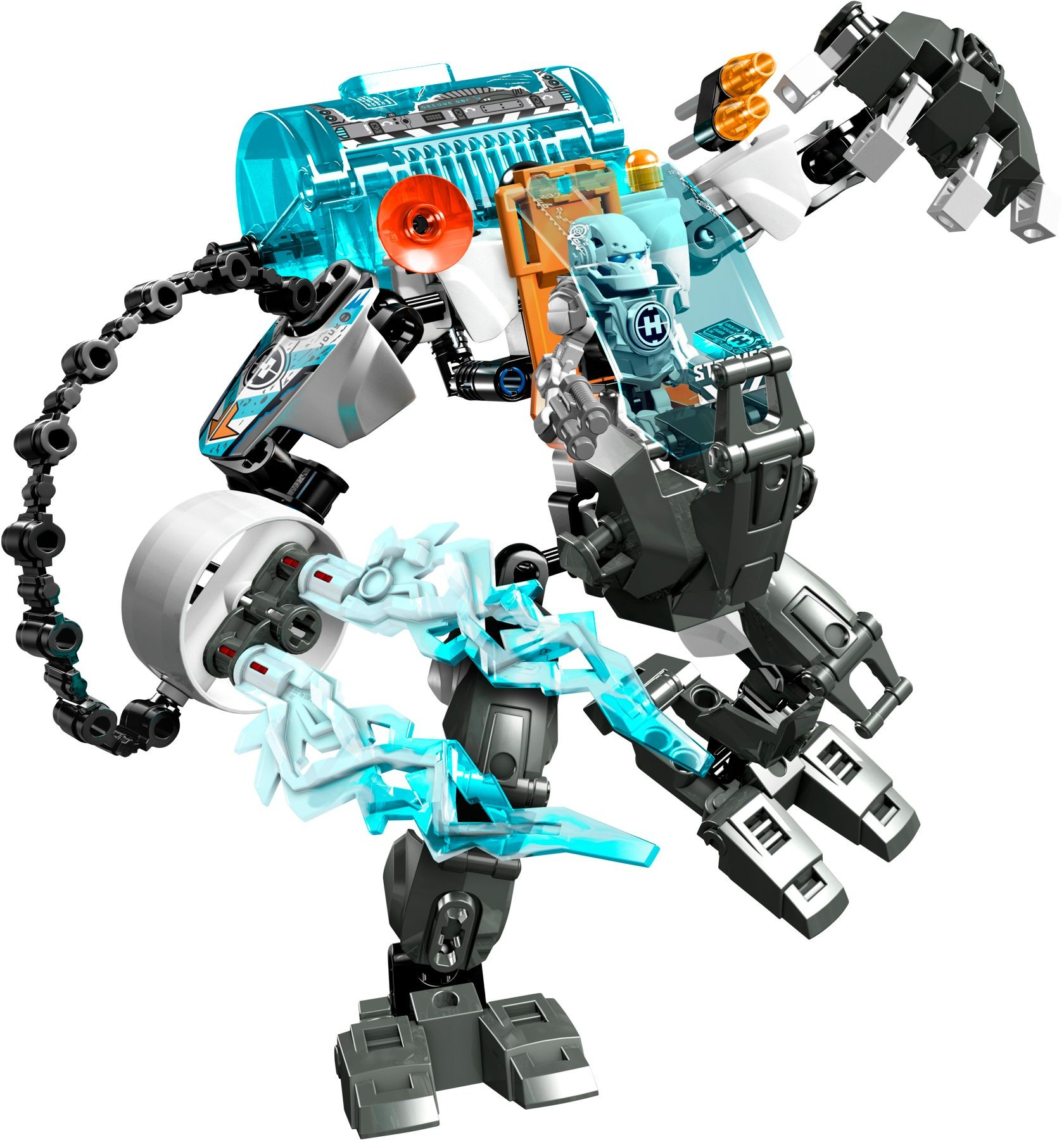 2014 Tagged Hero Factory Hero Brickset Lego Set Guide And