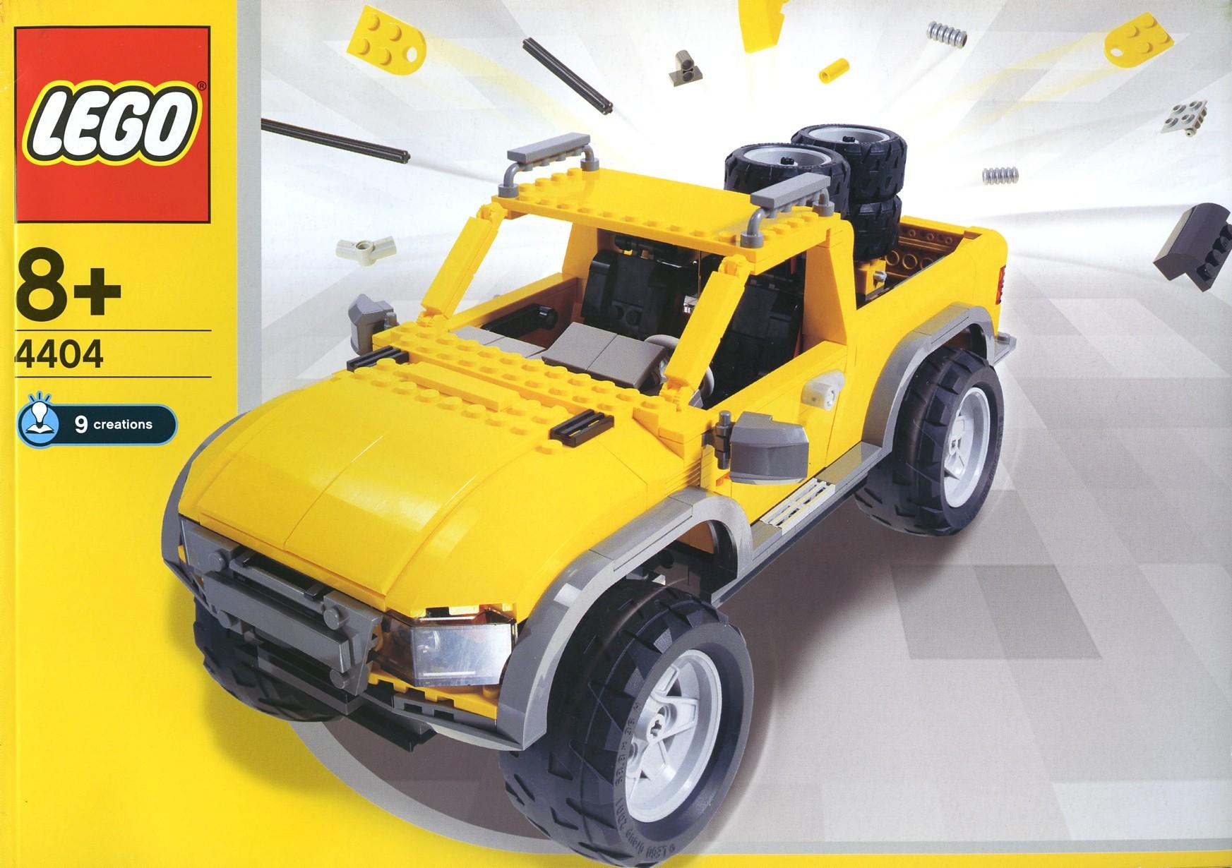 Tagged \'16 Wide Car\' | Brickset: LEGO set guide and database