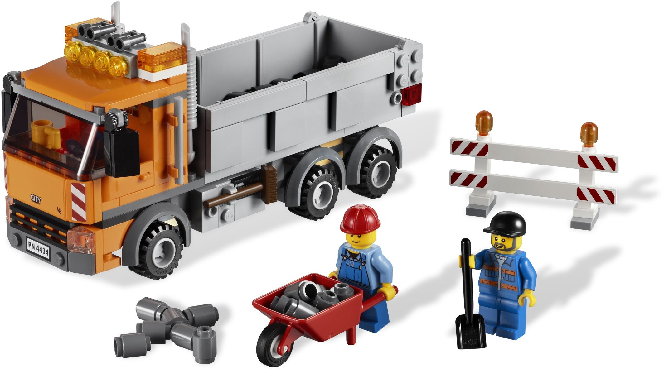 City Tagged Tipper Truck Brickset Lego Set Guide And Database Heavy Hauler 7998 Dump