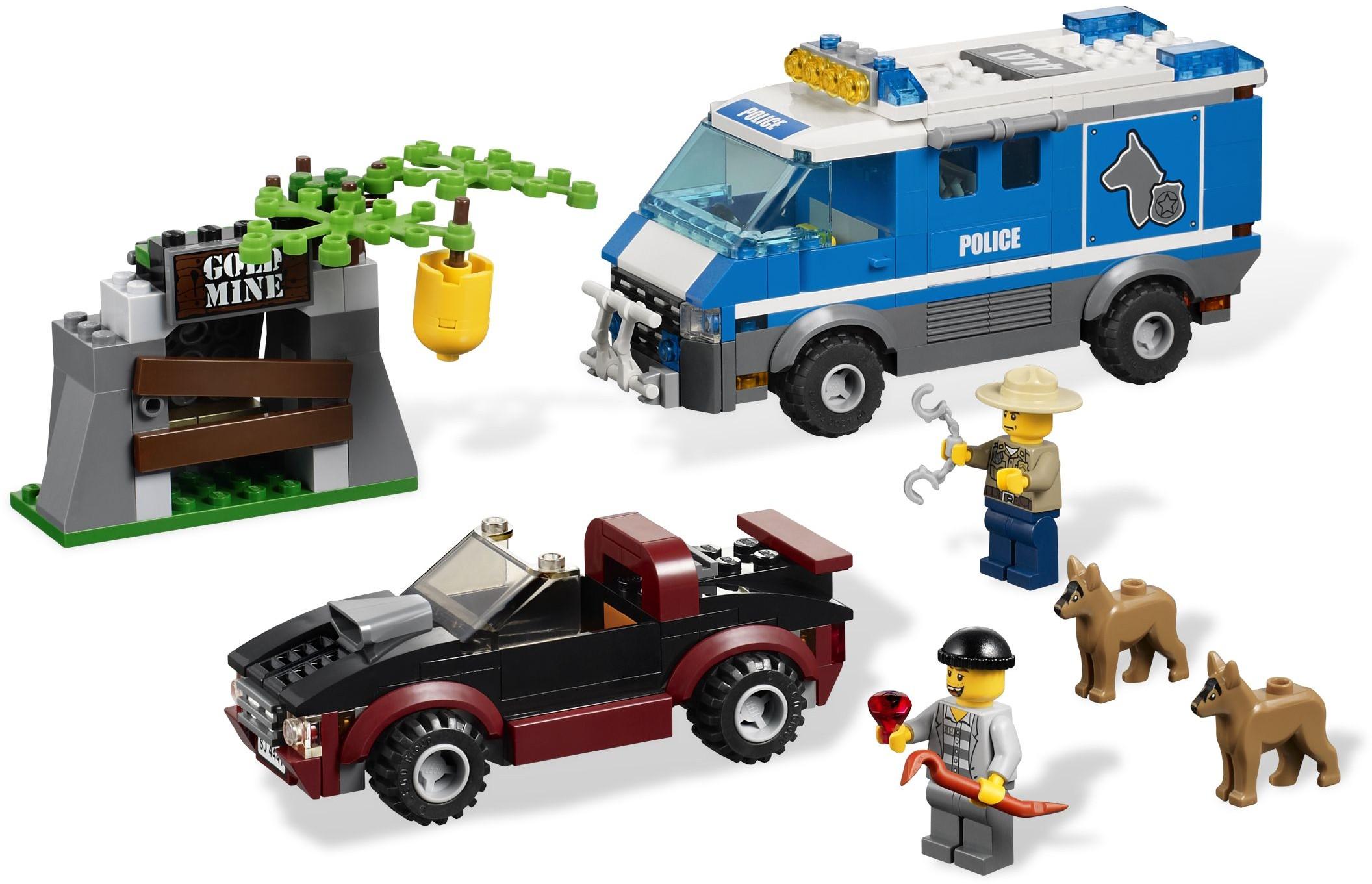 City Forest Police Brickset Lego Set Guide And Database