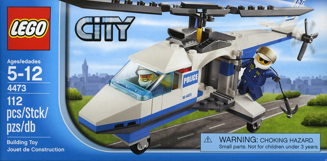 City Tagged Police Helicopter Brickset Lego Set Guide And