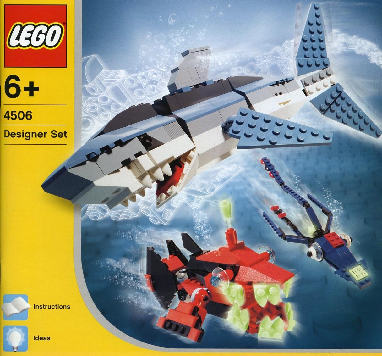 Tagged Shark Brickset Lego Set Guide And Database