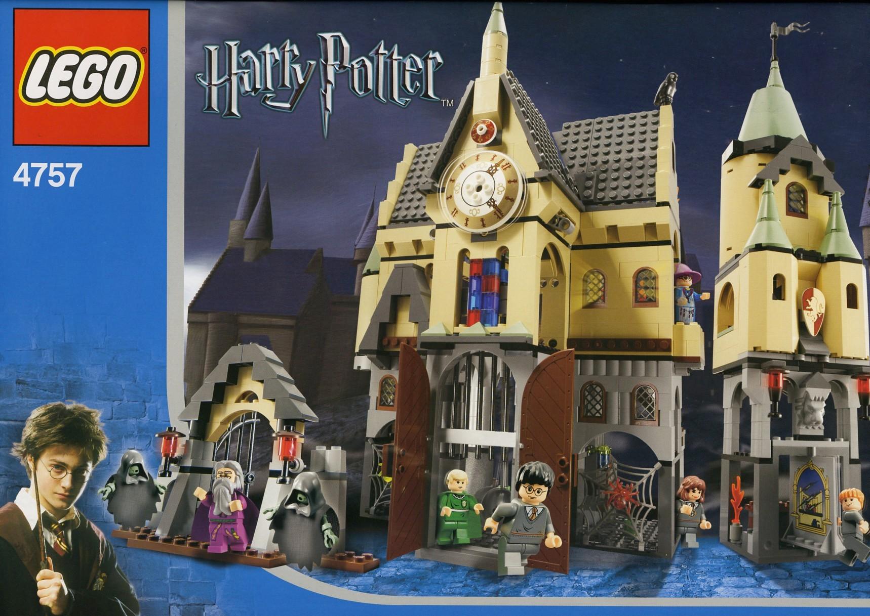 lego minifigure draco malfoy from 4757 hogwarts castle 2004 harry potter ebay. Black Bedroom Furniture Sets. Home Design Ideas