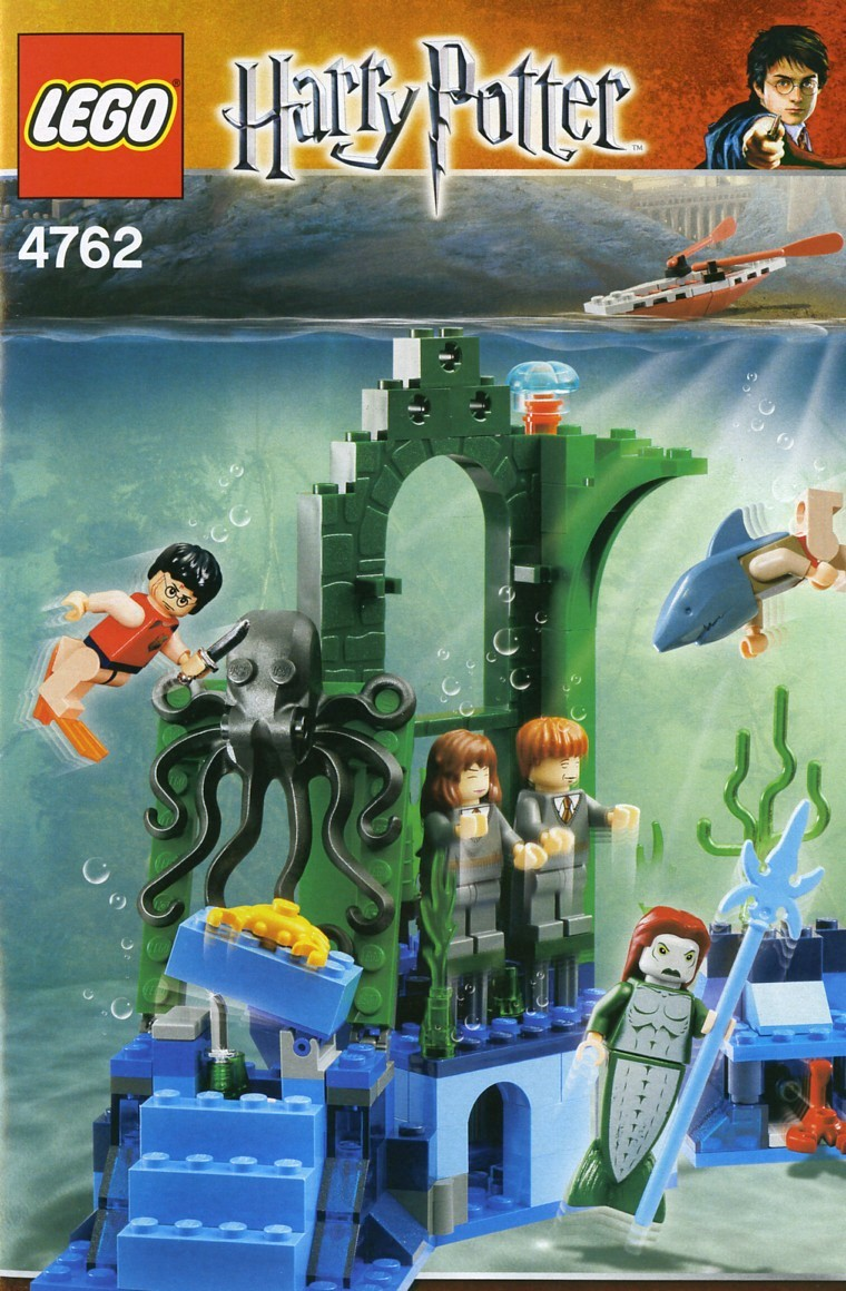 Lego Harry Potter Sets Iv Vii Quiz By Adiffor7