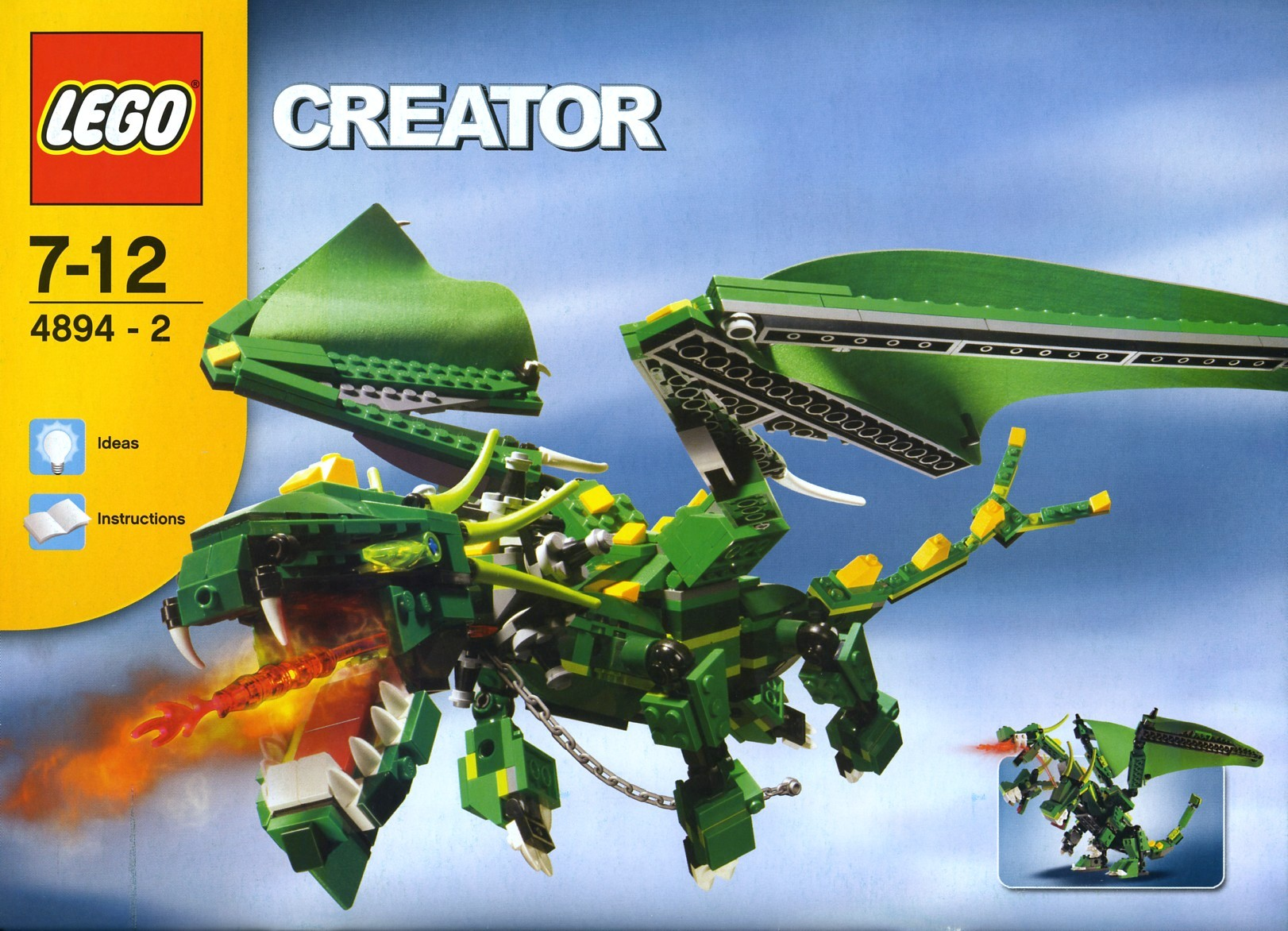Tagged 'Dragon' | Creator | Brickset: LEGO set guide and database