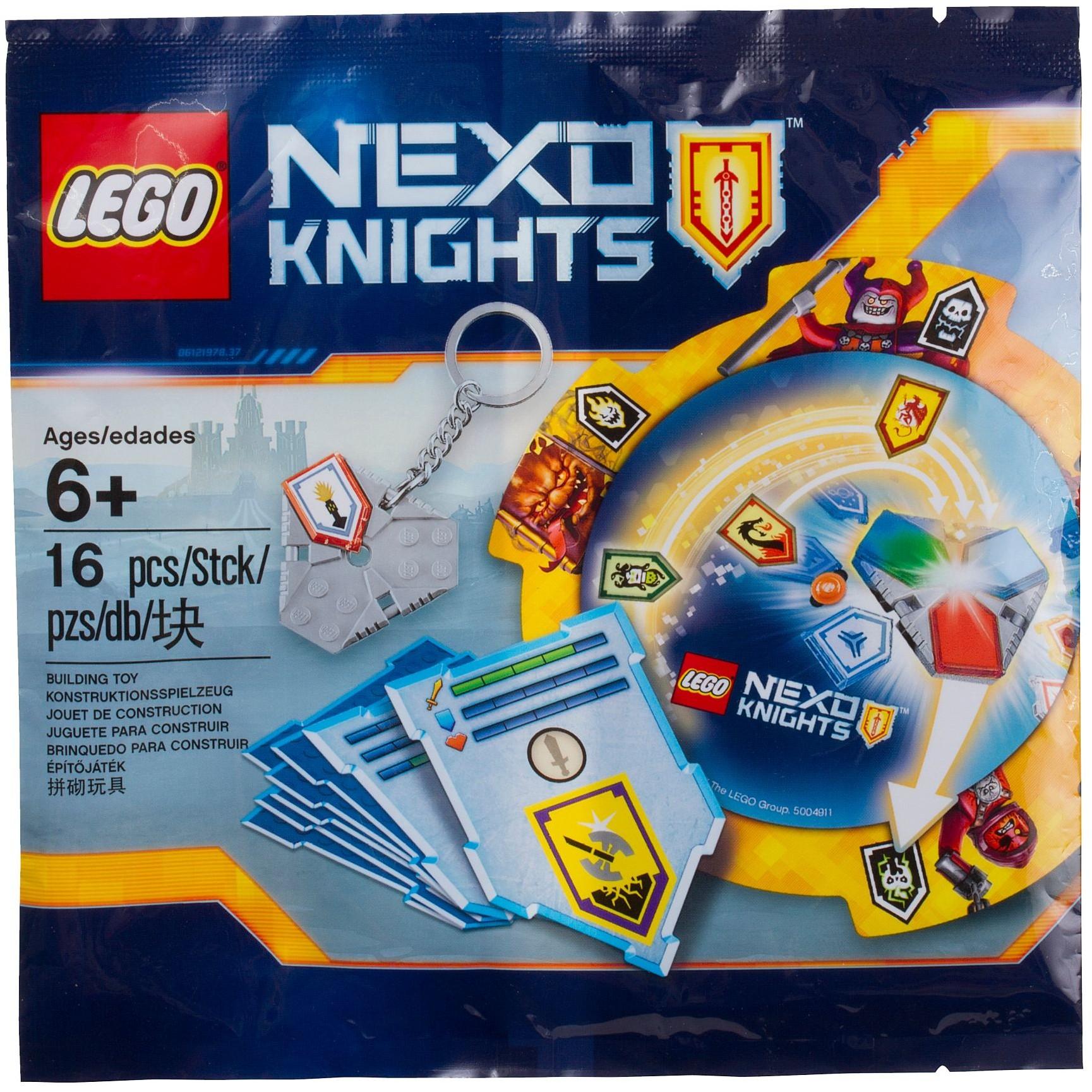 lego nexo knights knighton castle instructions