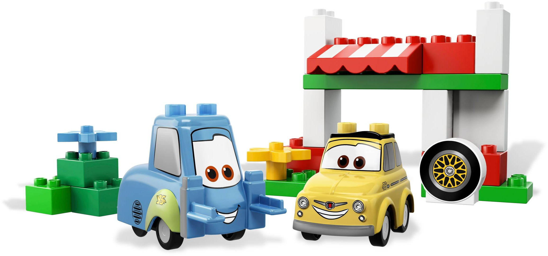 Duplo Cars Brickset Lego Set Guide And Database