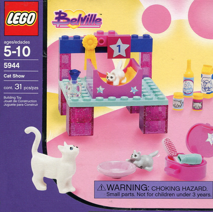 Tagged Cat Belville Brickset Lego Set Guide And Database