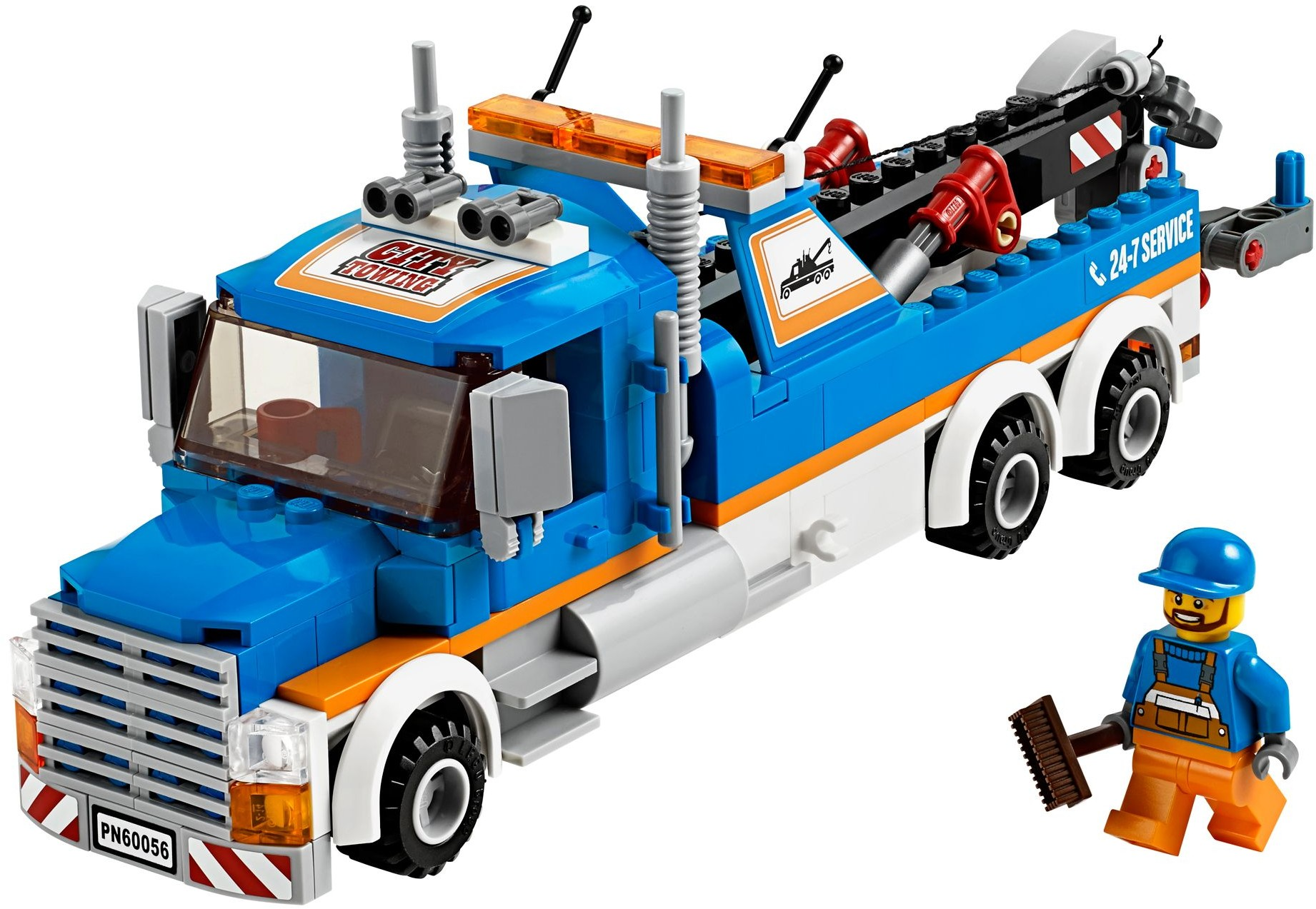 City Tagged 24 7 Service Brickset Lego Set Guide And Database