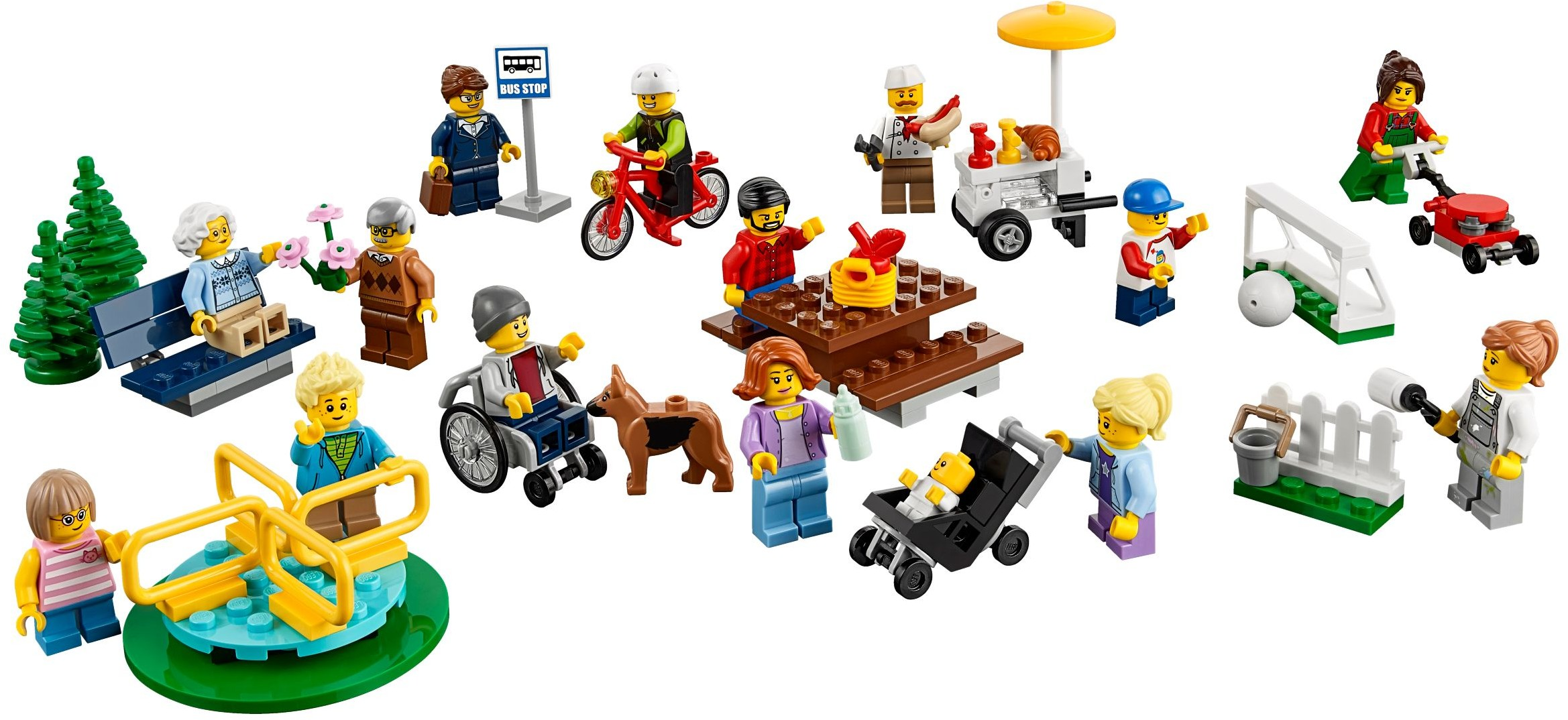 Could We See More Continuity in Future LEGO City Sets The Brick