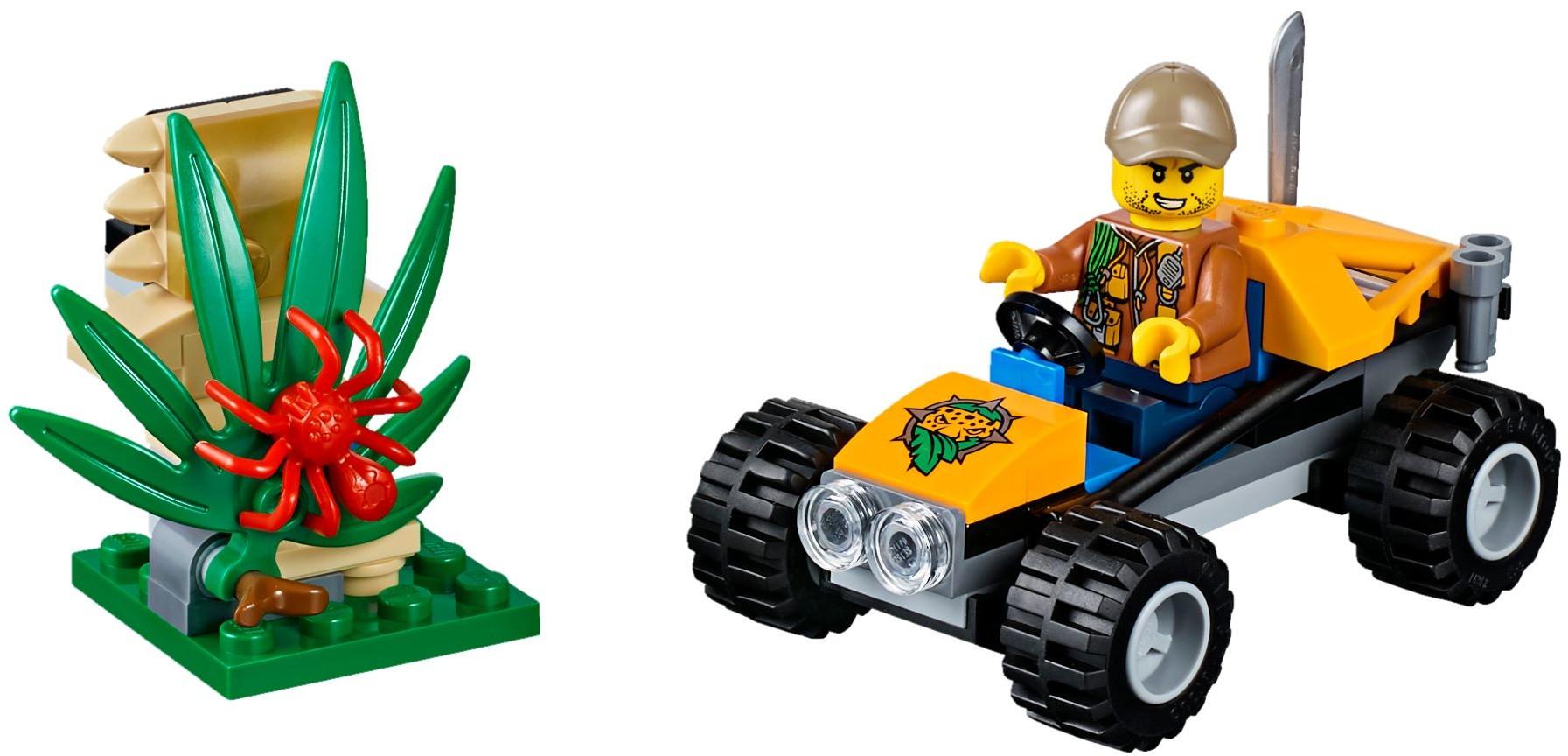 City Jungle Brickset Lego Set Guide And Database
