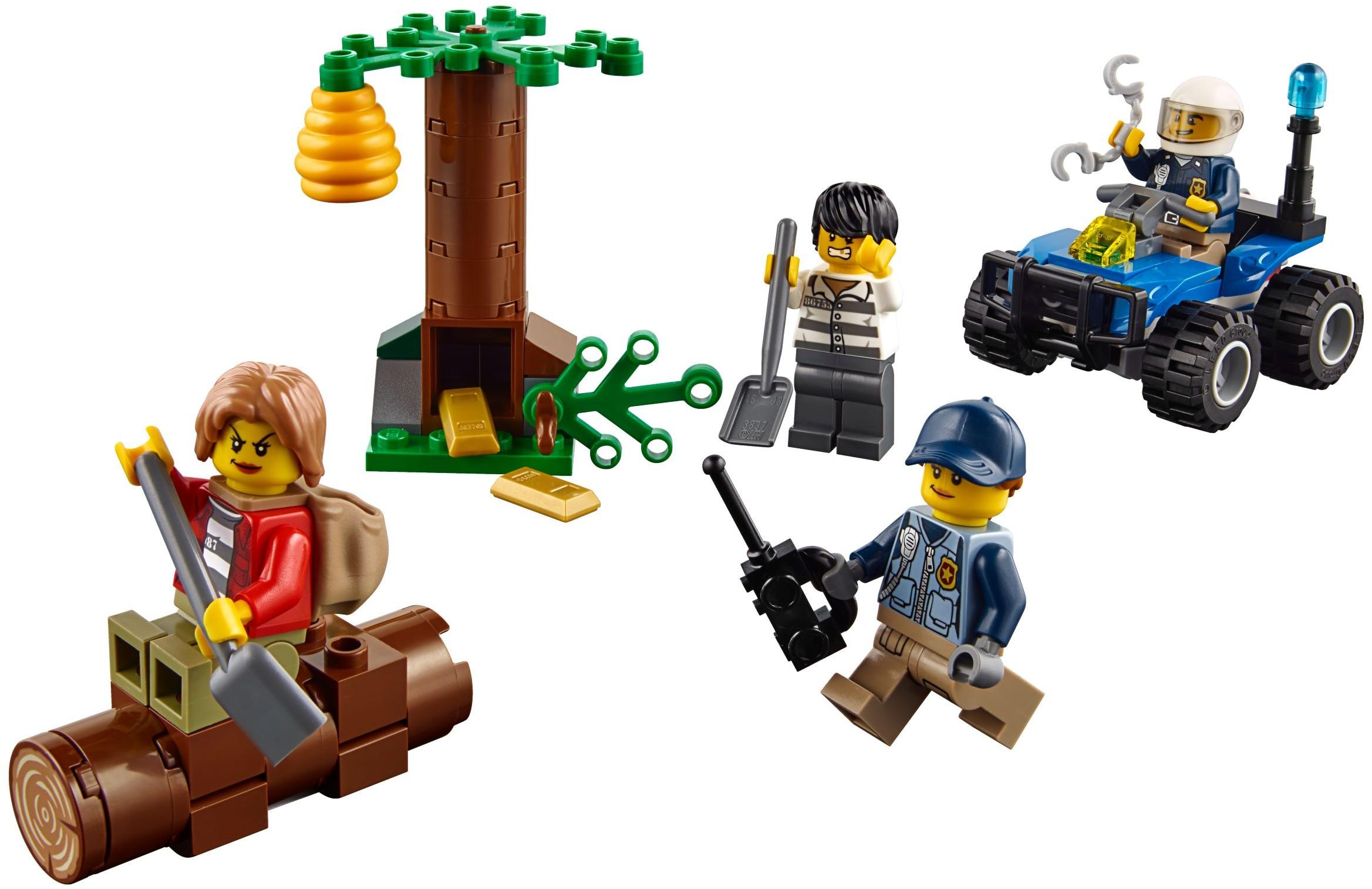 City Mountain Police Brickset Lego Set Guide And Database