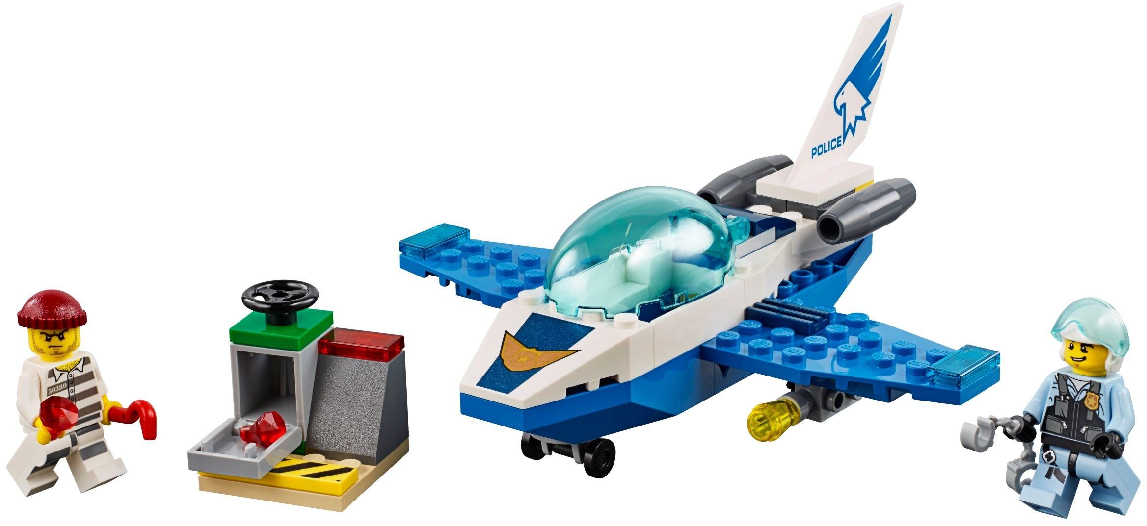 City Sky Police Brickset Lego Set Guide And Database