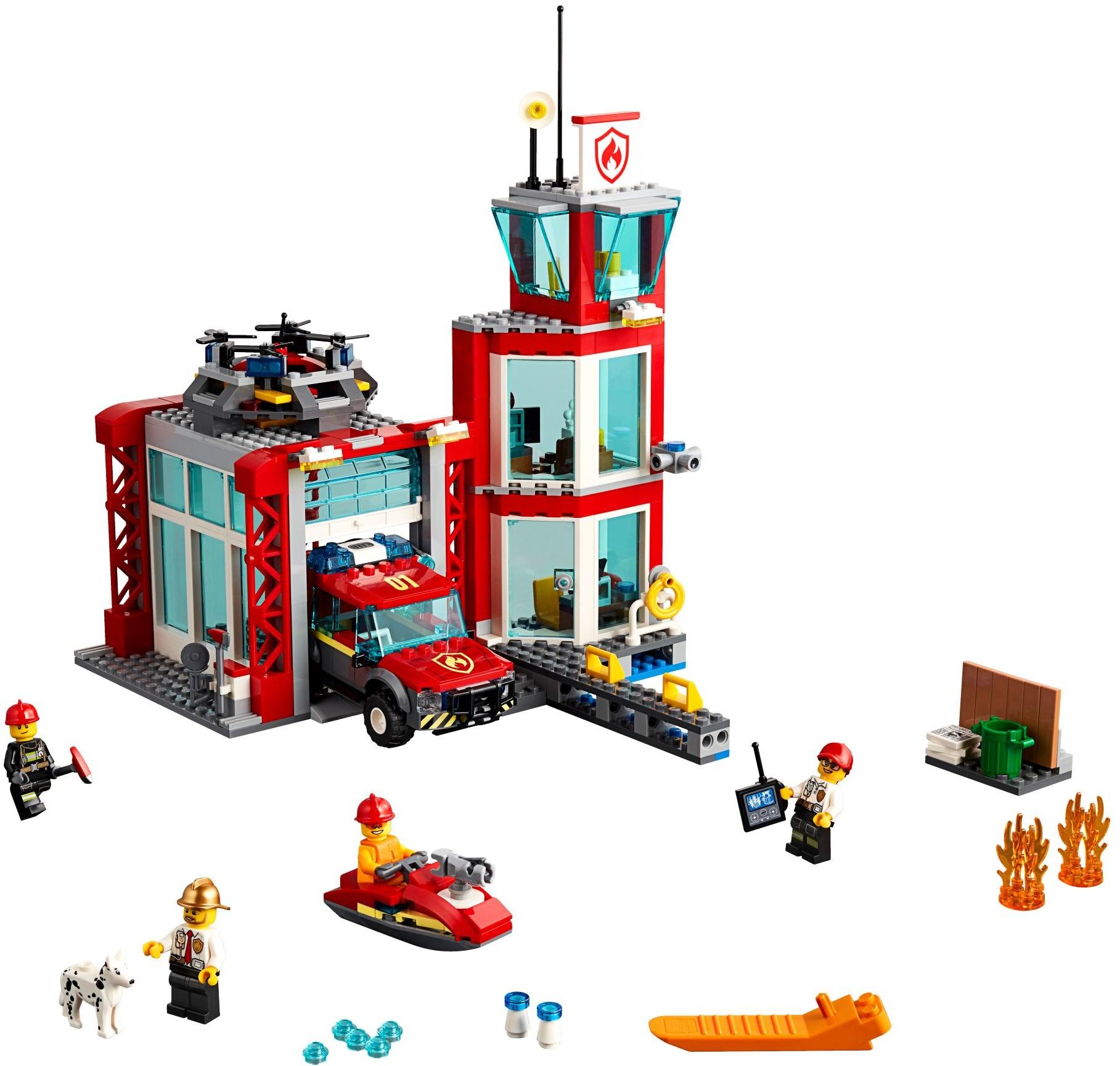 2019 City: Brickset: LEGO Set Guide And Database