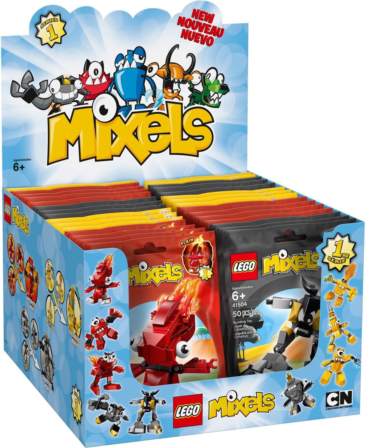 Box'Mixels And Tagged 'collection BricksetLego Set Guide Database Pk8OXn0w