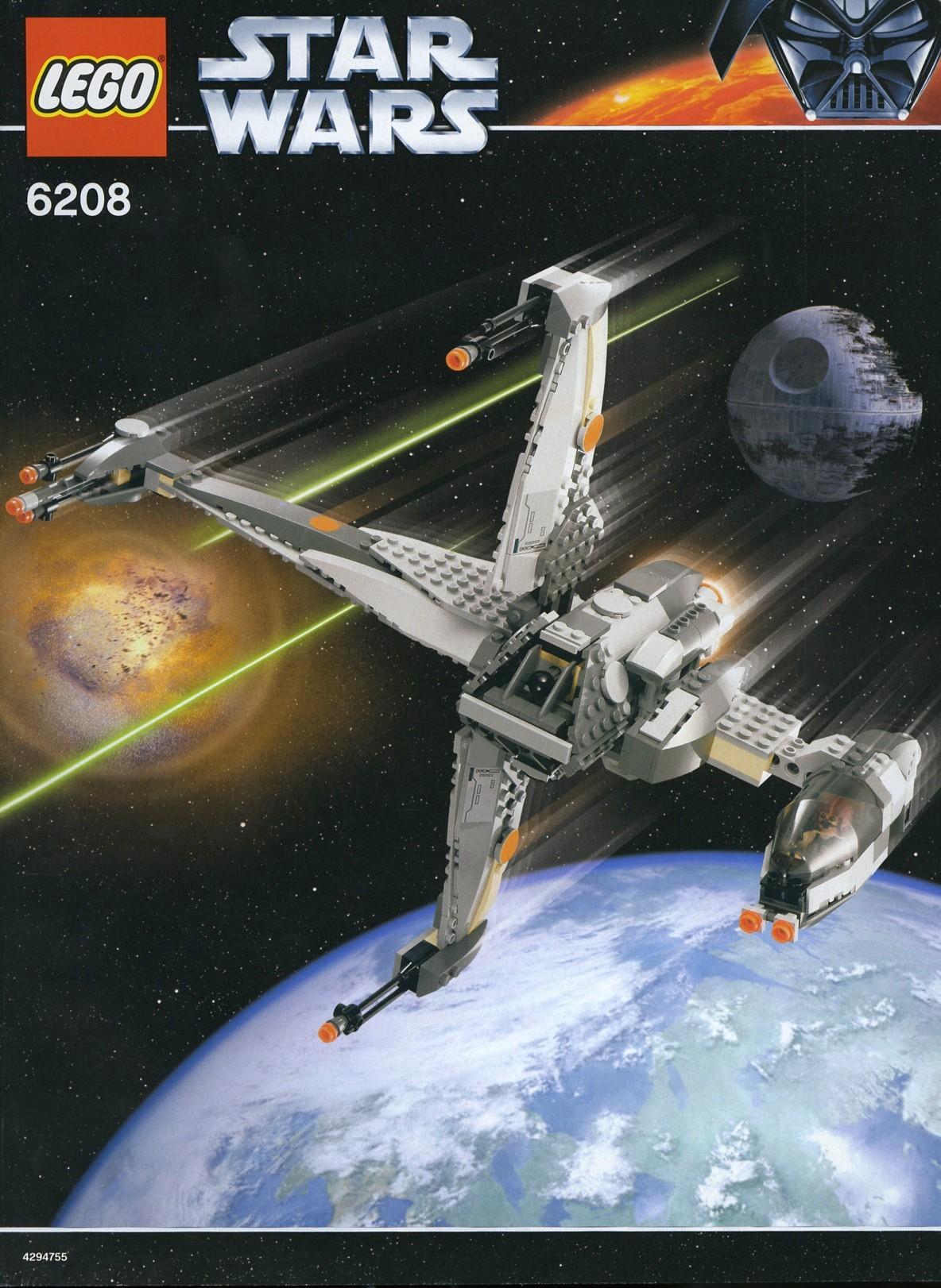 Star Wars Episode Vi Brickset Lego Set Guide And Database