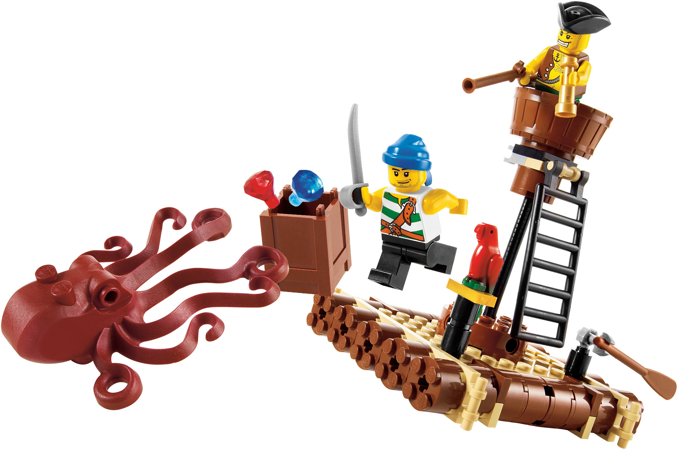 lego pirate ship 70413 instructions