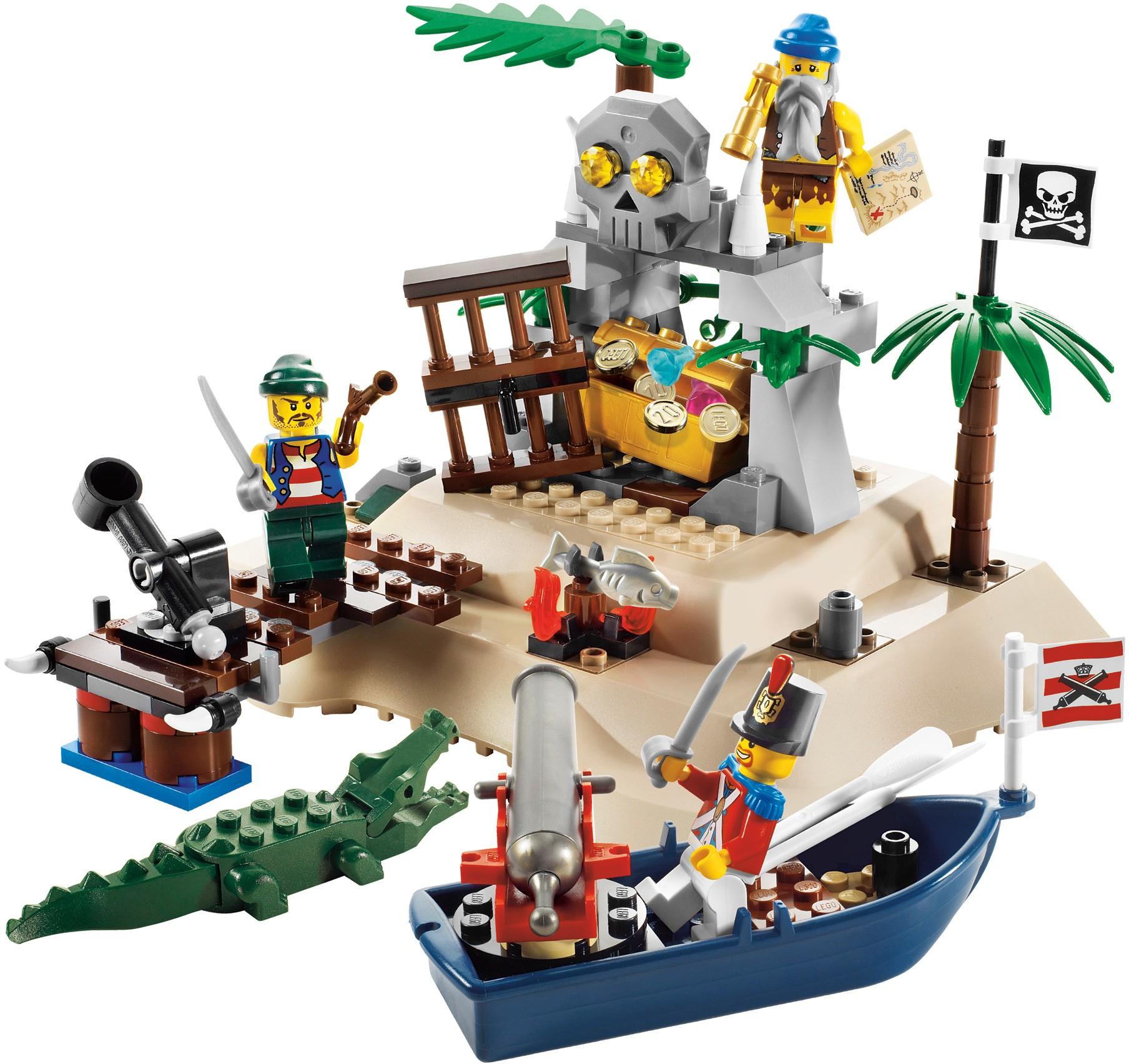Random Set Of The Day Loot Island Brickset Lego Set Guide And Database