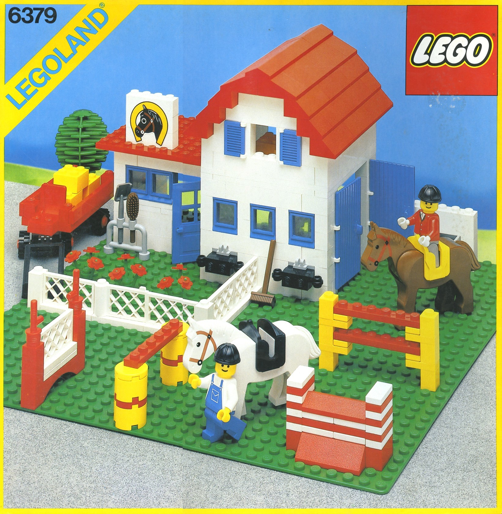 Town 1986 brickset lego set guide and database for Classic house walkthrough