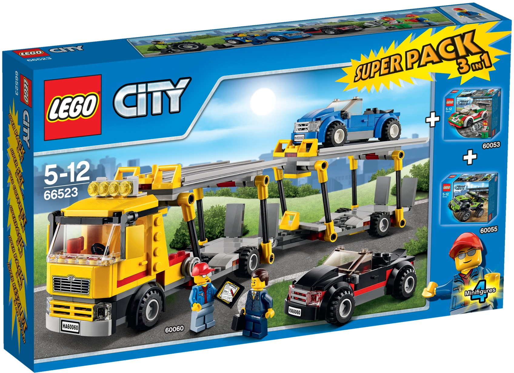 7998 1 Heavy Hauler Brickset Lego Set Guide And Database City 2015 Sets Www Pixshark Com Images Galleries With A Bite
