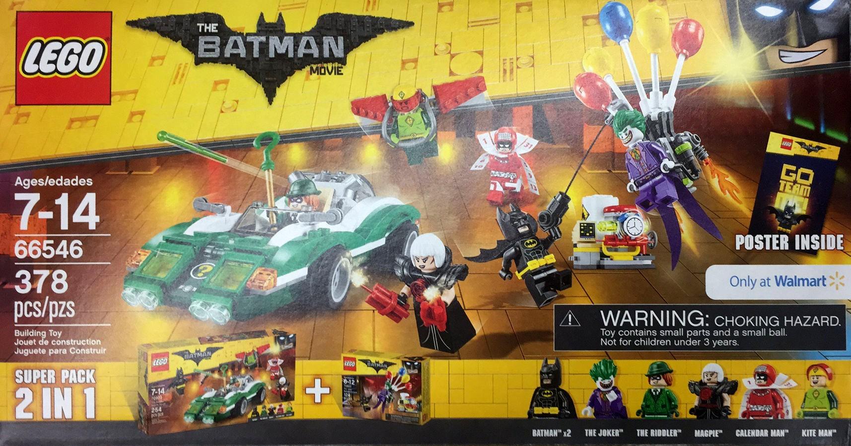 The LEGO Batman Movie   2017   Collection   Brickset: LEGO set guide ...