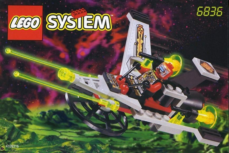 Space Ufo Brickset Lego Set Guide And Database