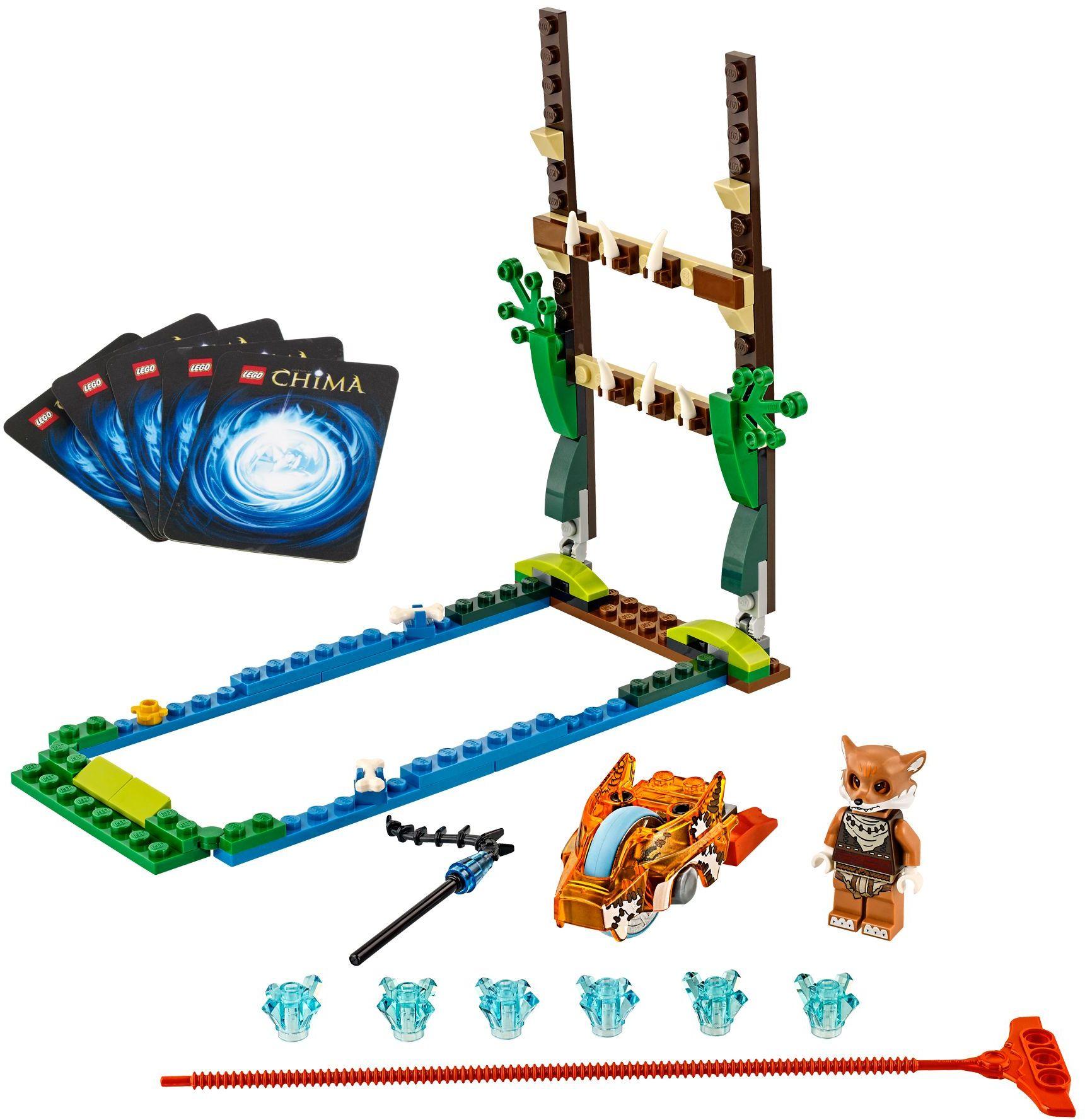 Lego Chima Speedorz coloring page  Free Printable
