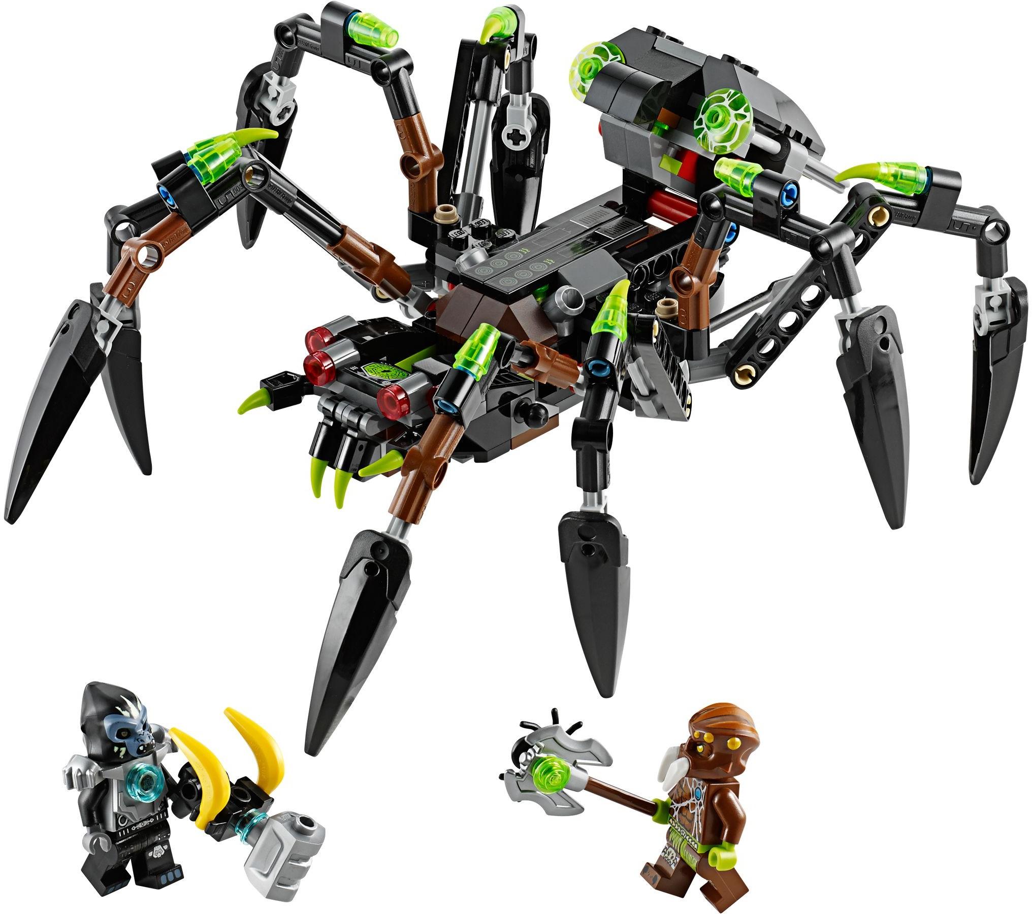 Lego Chima Exklusiv Set 30263 Sparratus Spider Crawler NEU 2014