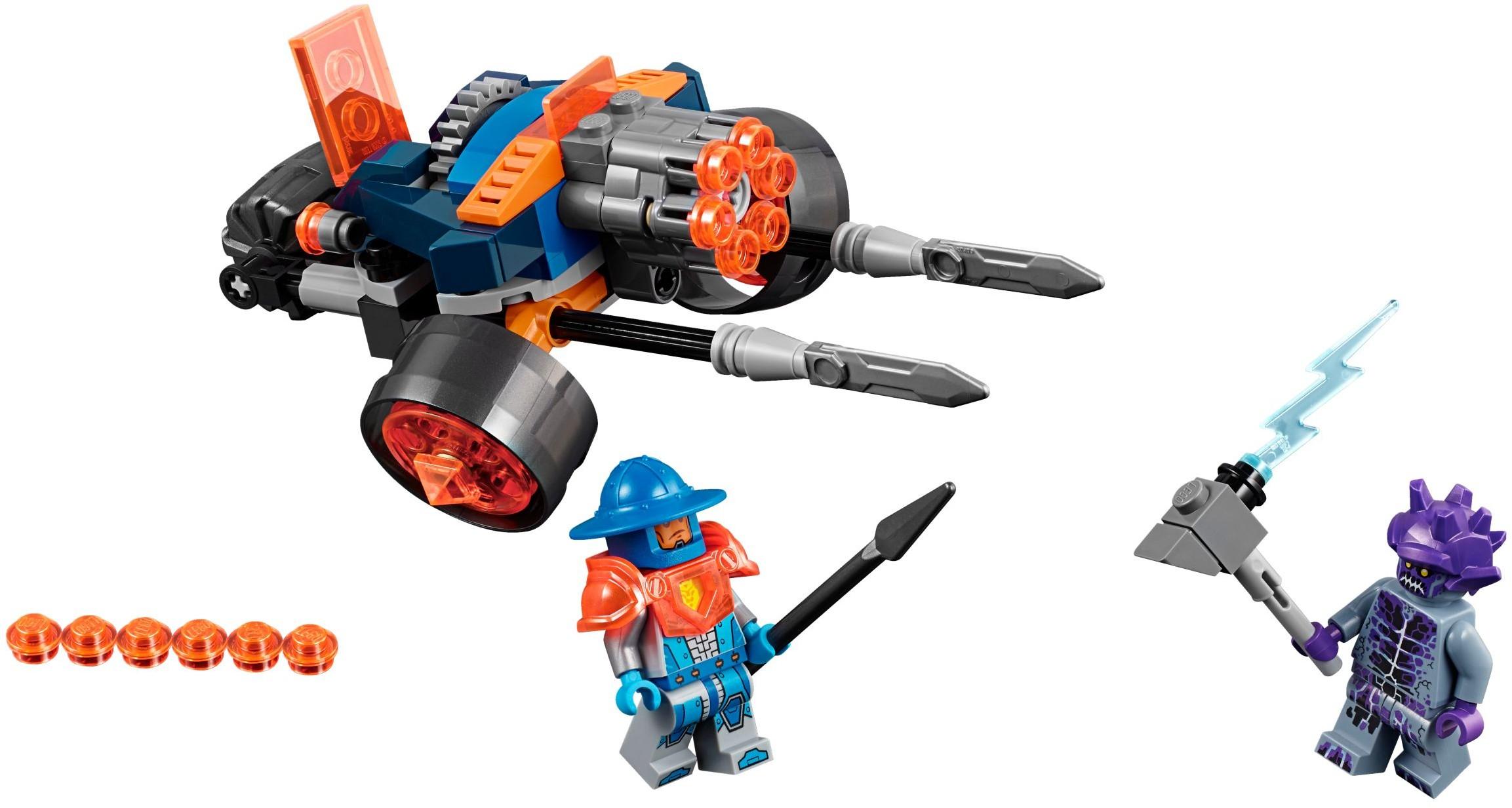 LEGO Nexo Knights Ava Girl Minifigure 70352 Mini Fig Season 3