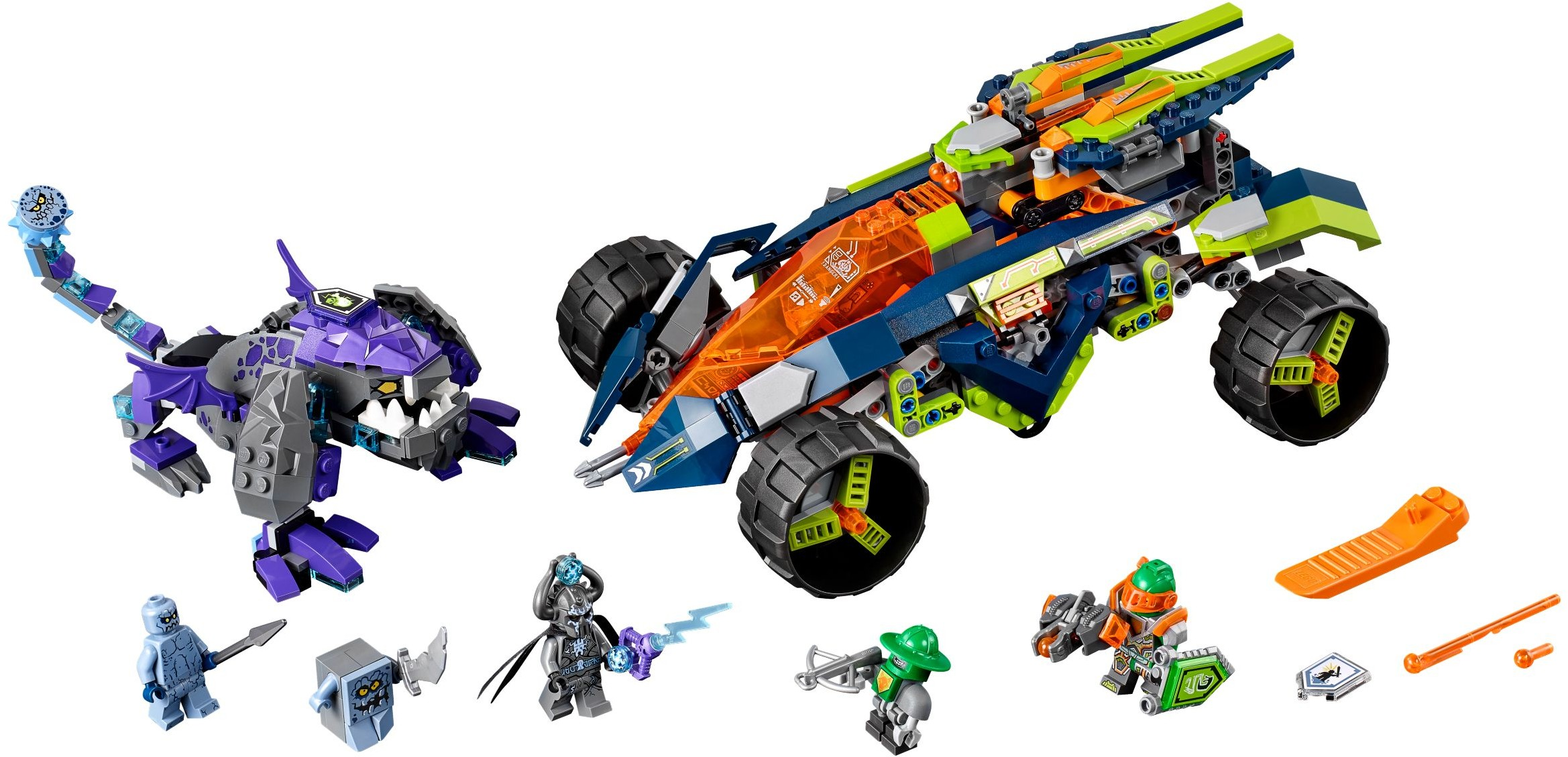 Nexo Knights 2017 Brickset Lego Set Guide And Database