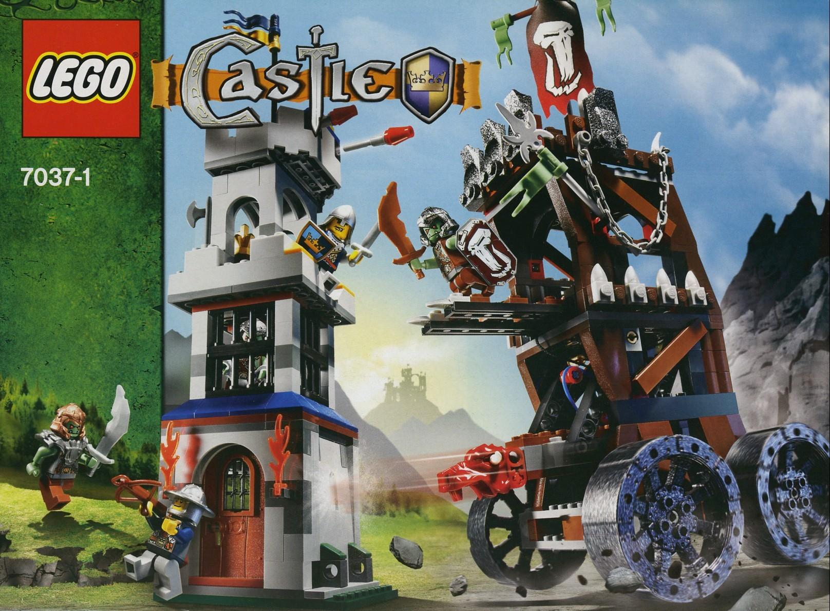 Castle Fantasy Era Brickset Lego Set Guide And Database Skeleton Tower 7093 Raid