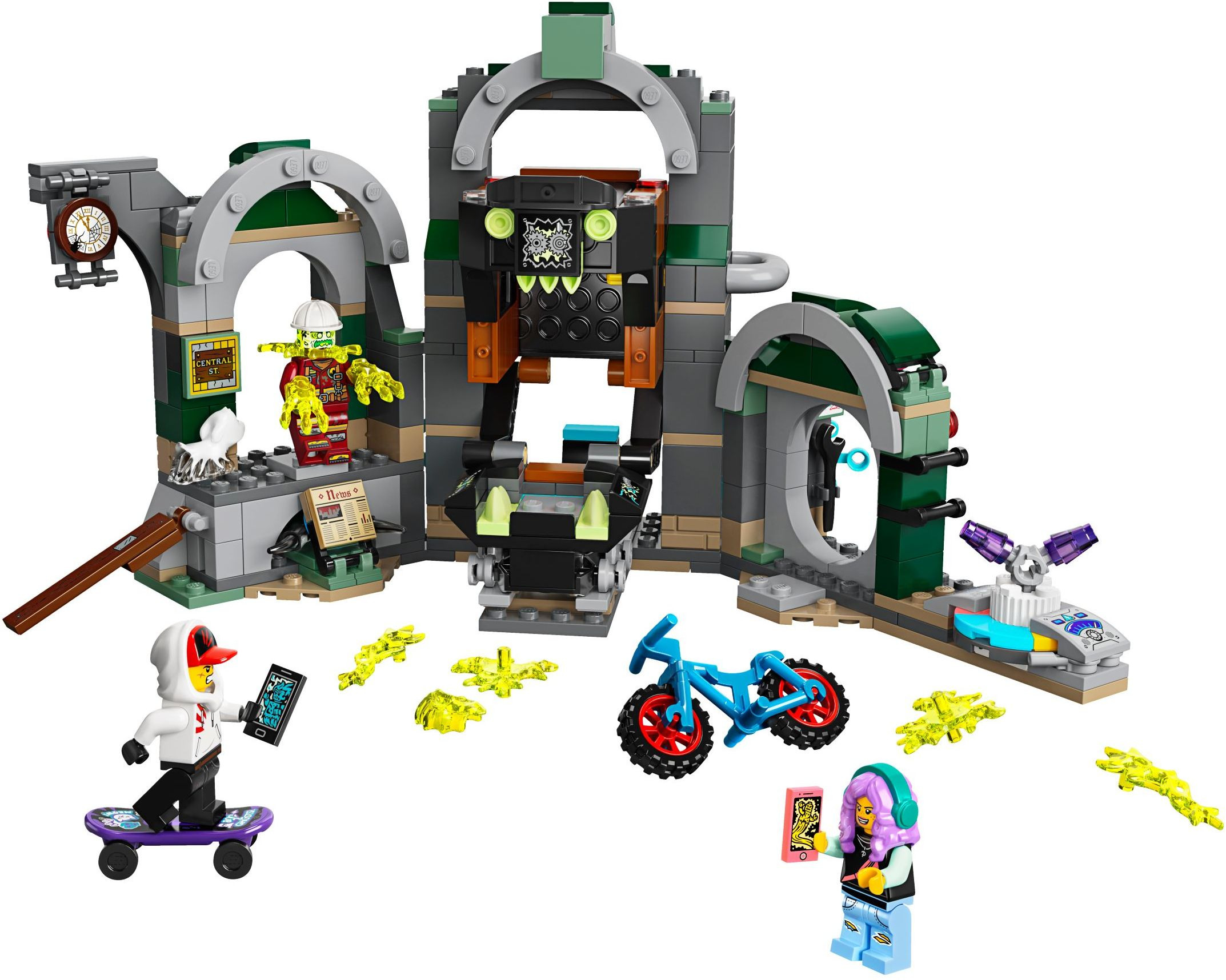 New Lego Sets 2020.2020 Hidden Side Sets Officially Revealed Brickset Lego