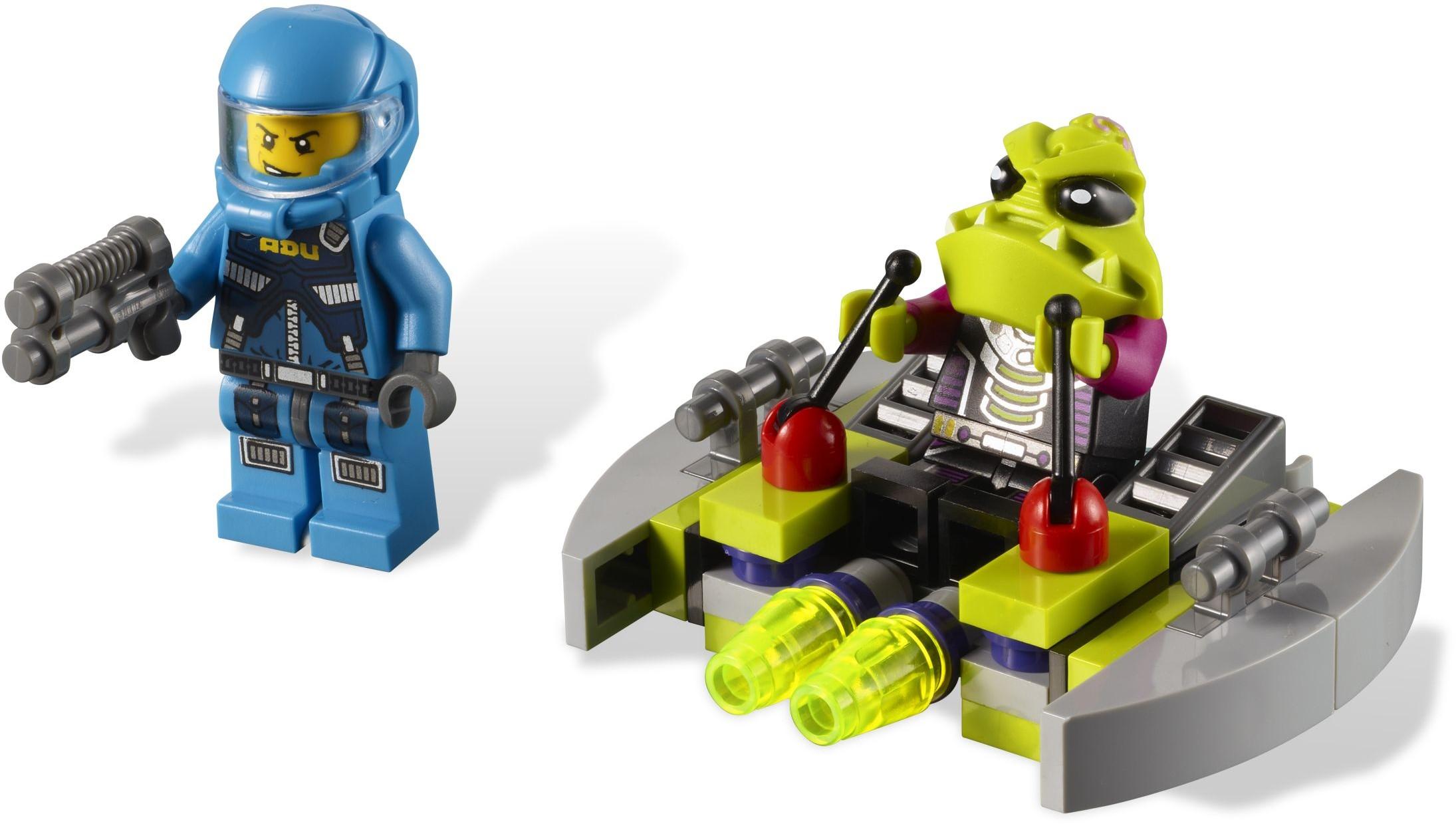 LEGO Alien Conquest (Toys) - TV Tropes |Lego Alien Invasion