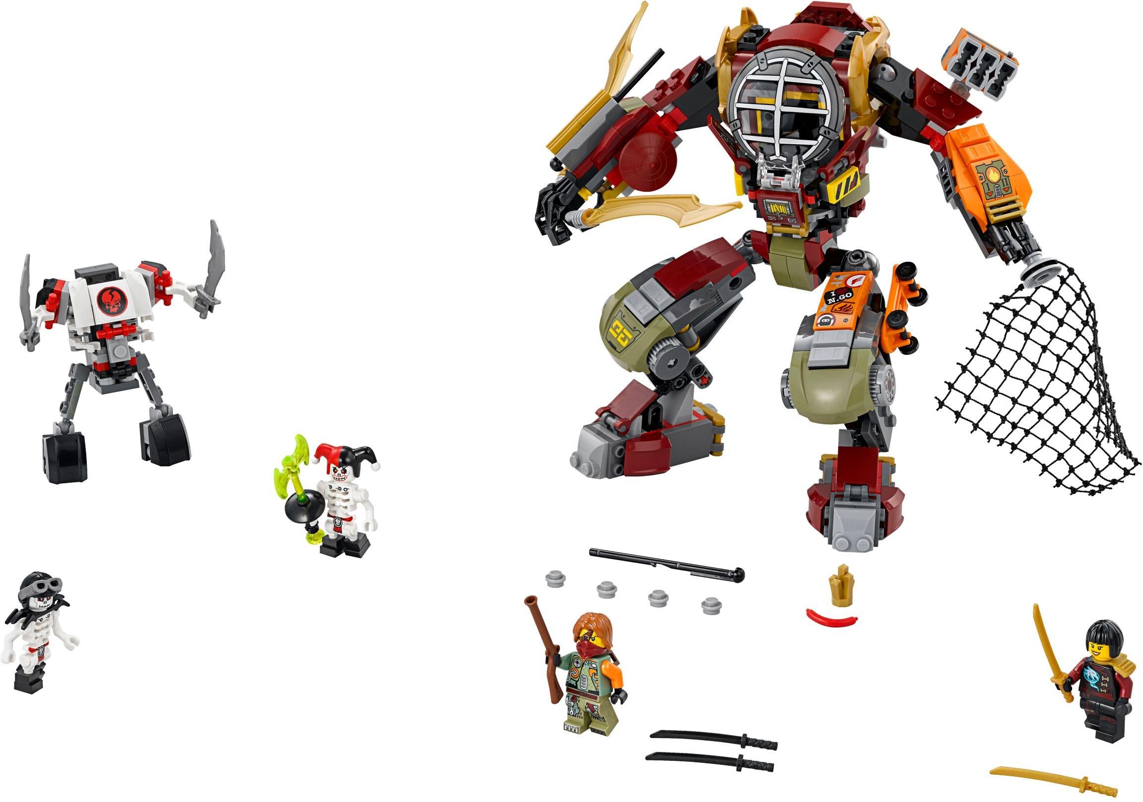 ninjago 2016 brickset lego set guide and database