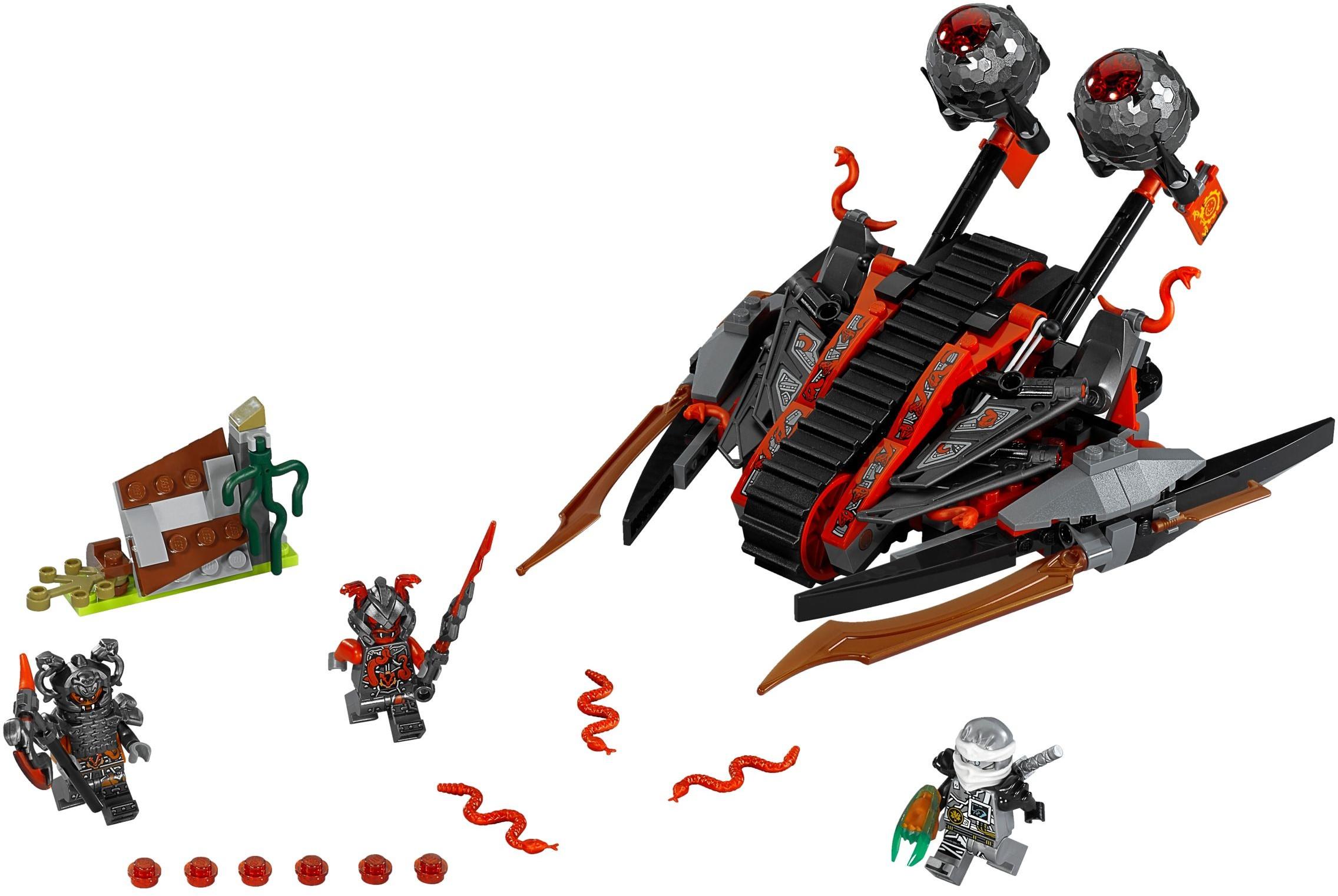 vermillion invader - Legocom Ninjago
