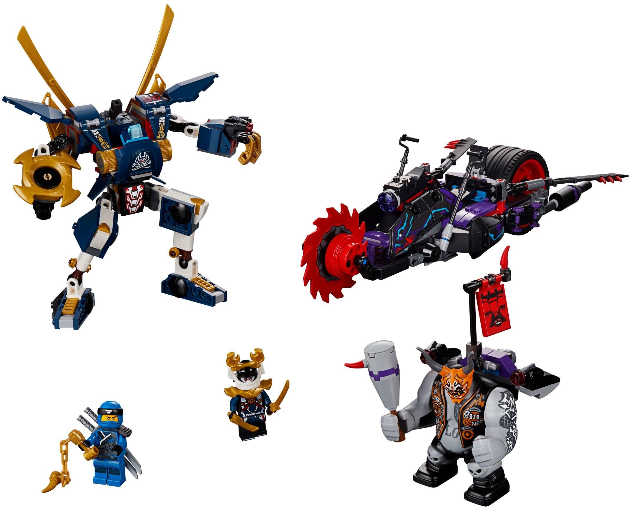 Ninjago 2018 Brickset Lego Set Guide And Database