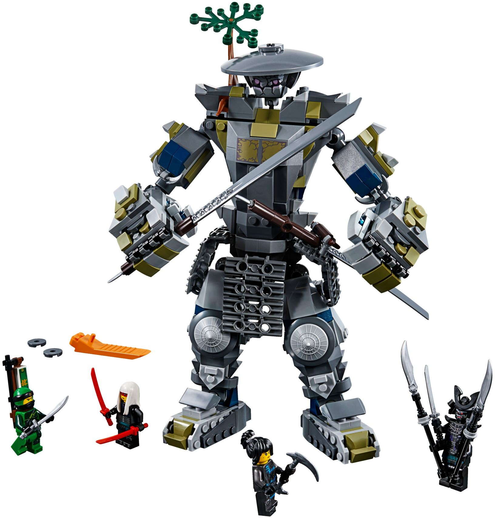 Ninjago Hunted Brickset Lego Set Guide And Database