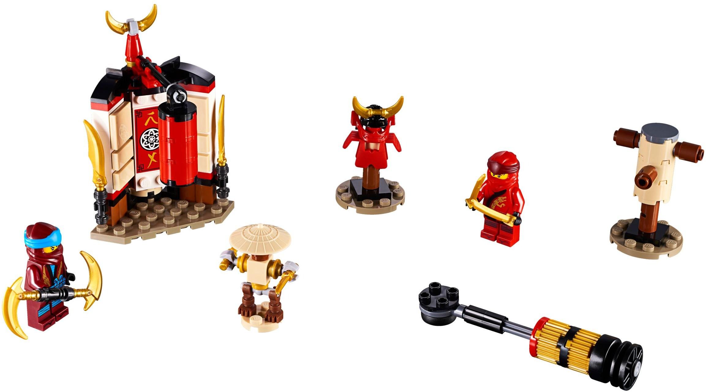 LEGO POLYBAG NINJAGO LEGACY RED NINJA KAI FIRE FLIGHT DRAGON 30535