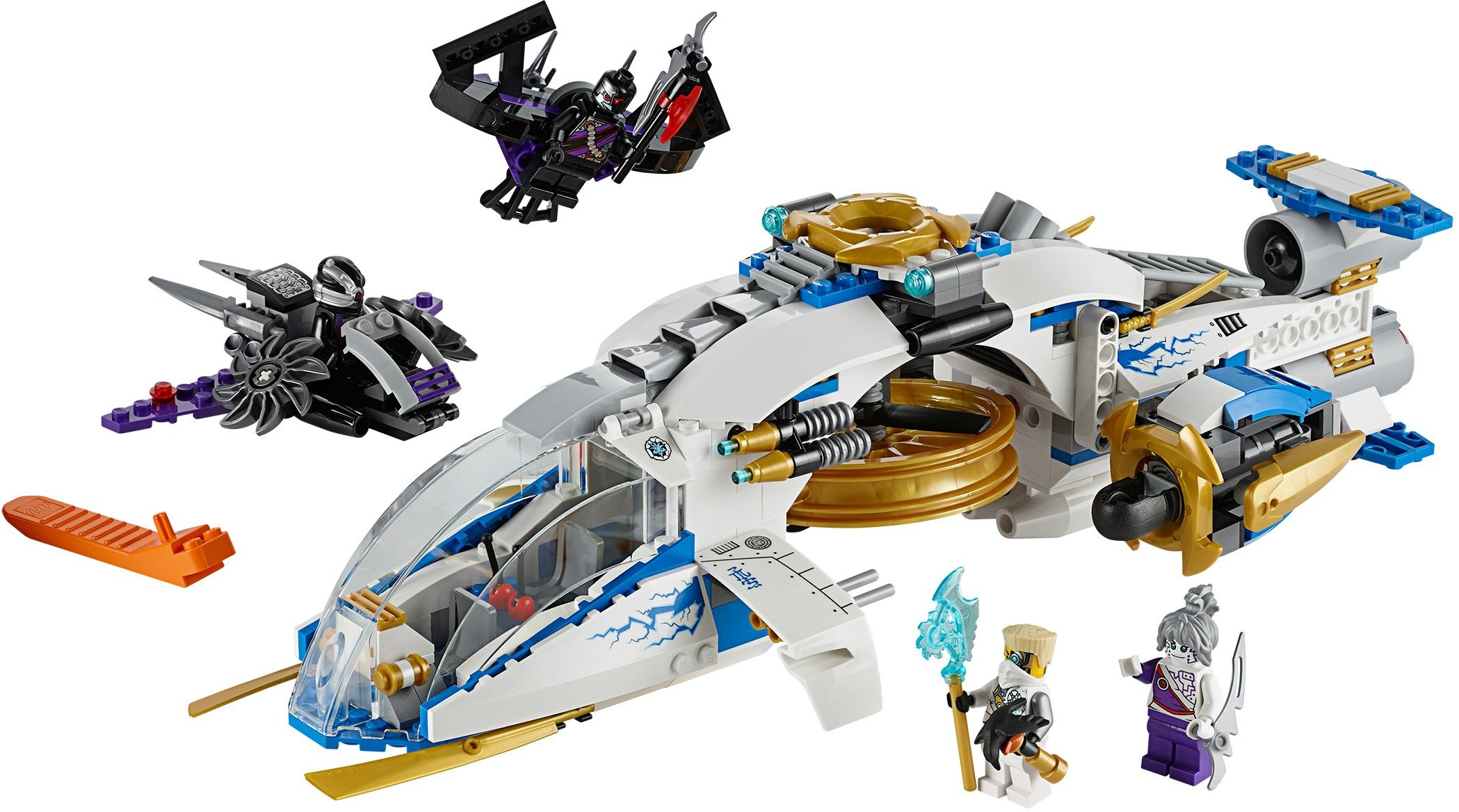 Ninjago 2014 brickset lego set guide and database - Lego construction maison ...