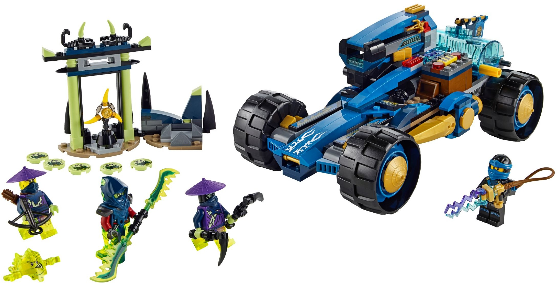 Ninjago 2015 Brickset Lego Set Guide And Database