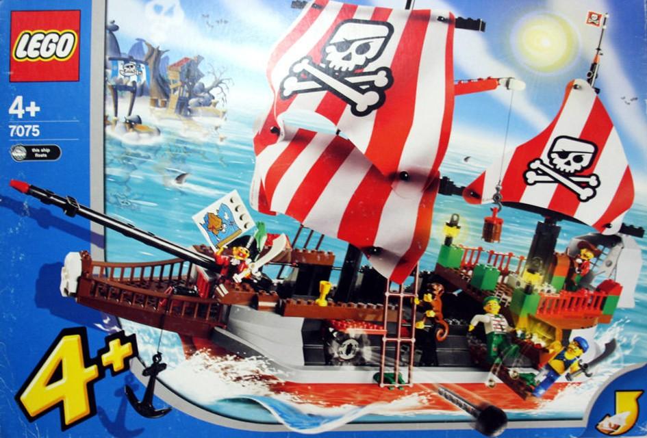 4 Juniors Pirates Brickset Lego Set Guide And Database