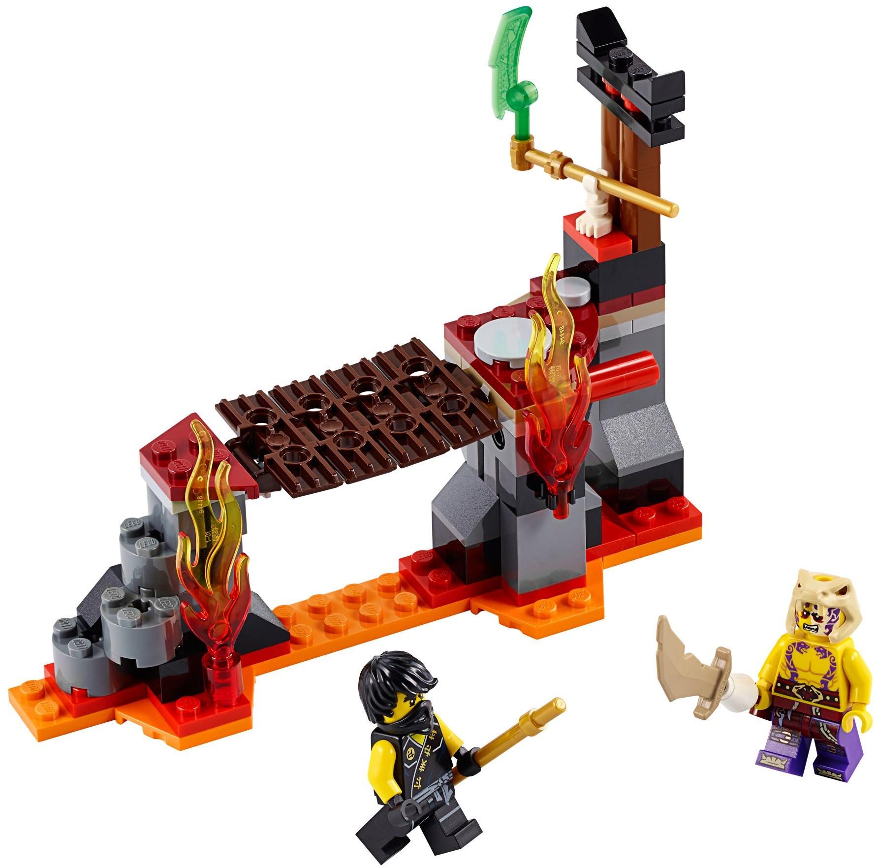 lego ninjago enter the serpent instructions