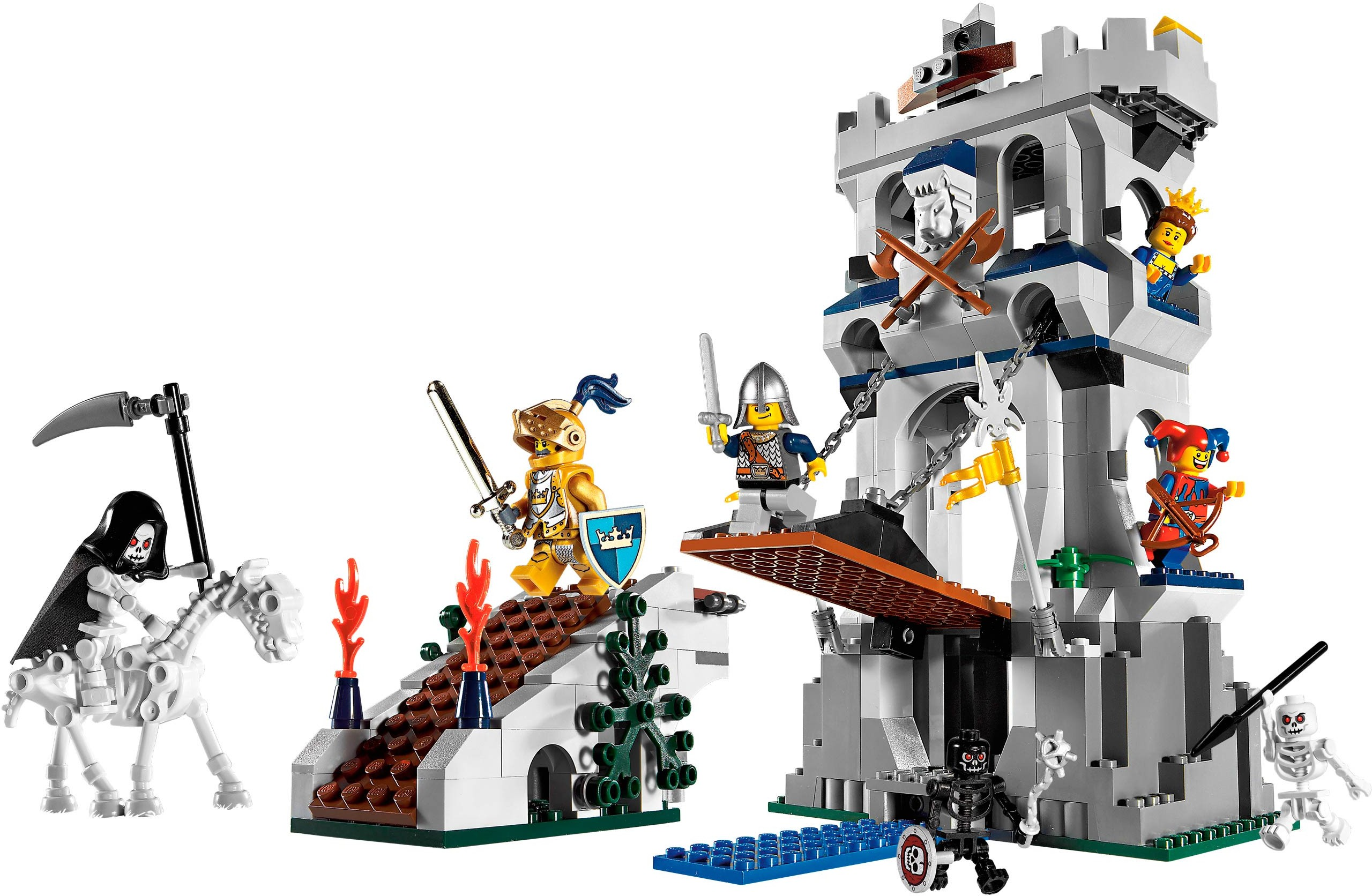 Castle 2009 Brickset Lego Set Guide And Database